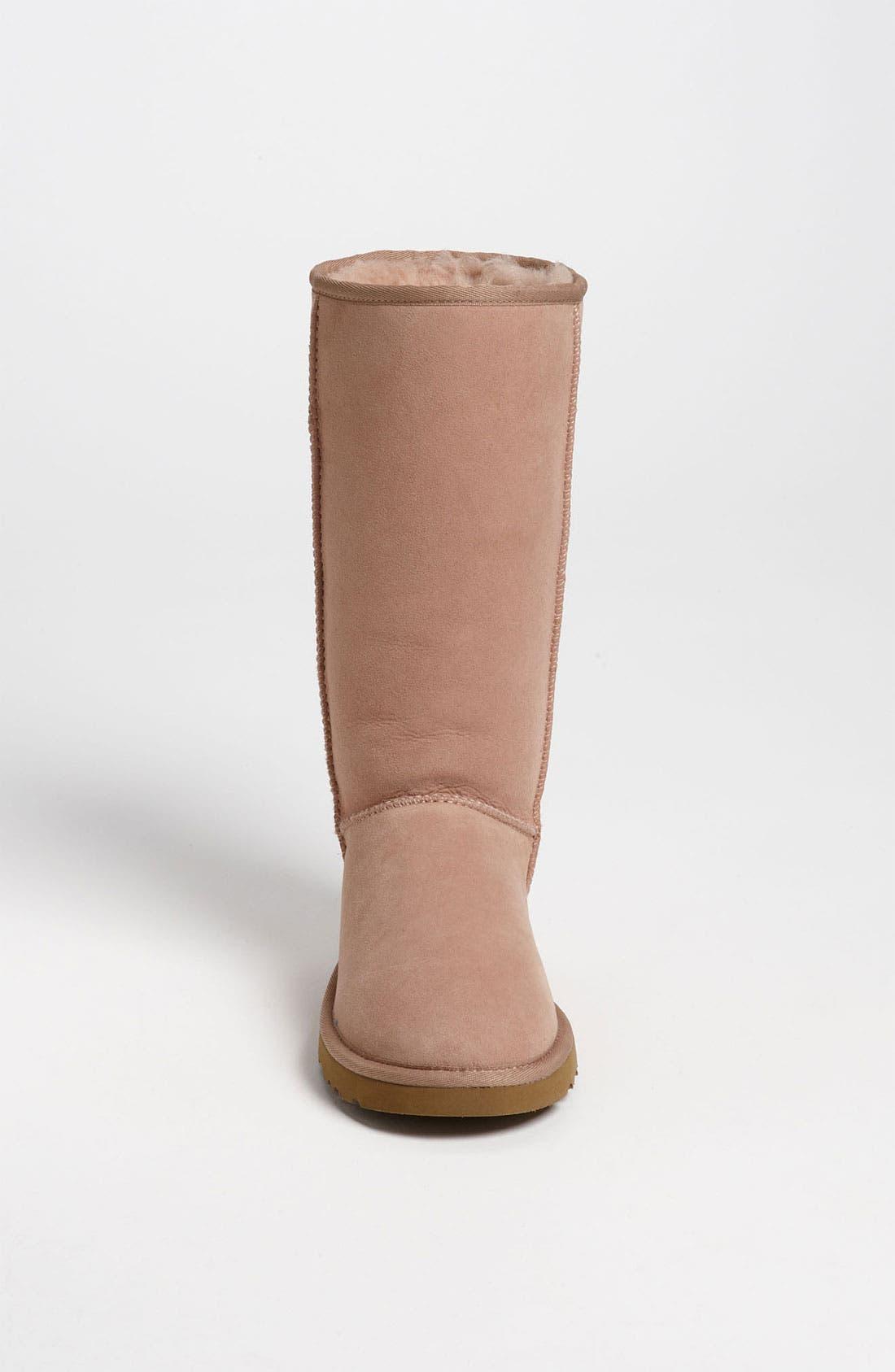 Alternate Image 4  - UGG® 'Classic Tall' Boot (Women)