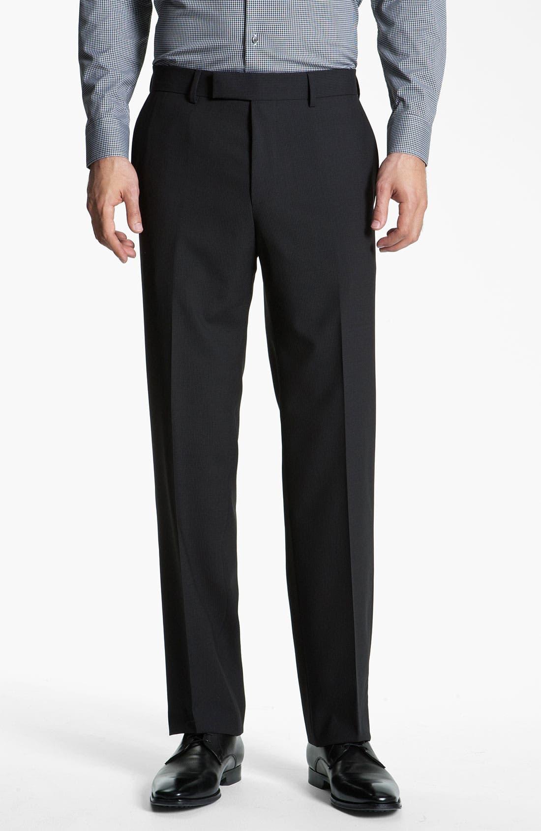 Alternate Image 4  - BOSS Black 'Pasini/Movie' Wool Suit