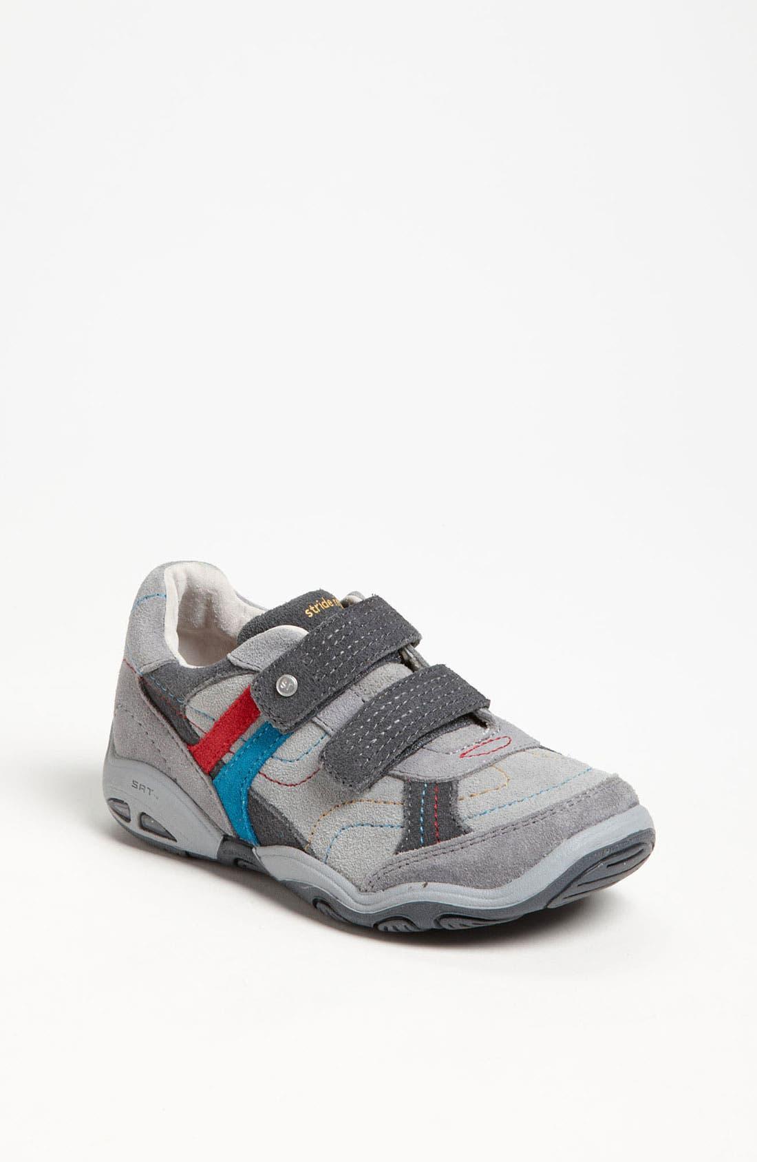 Alternate Image 1 Selected - Stride Rite 'Baxter' Sneaker (Toddler & Little Kid)