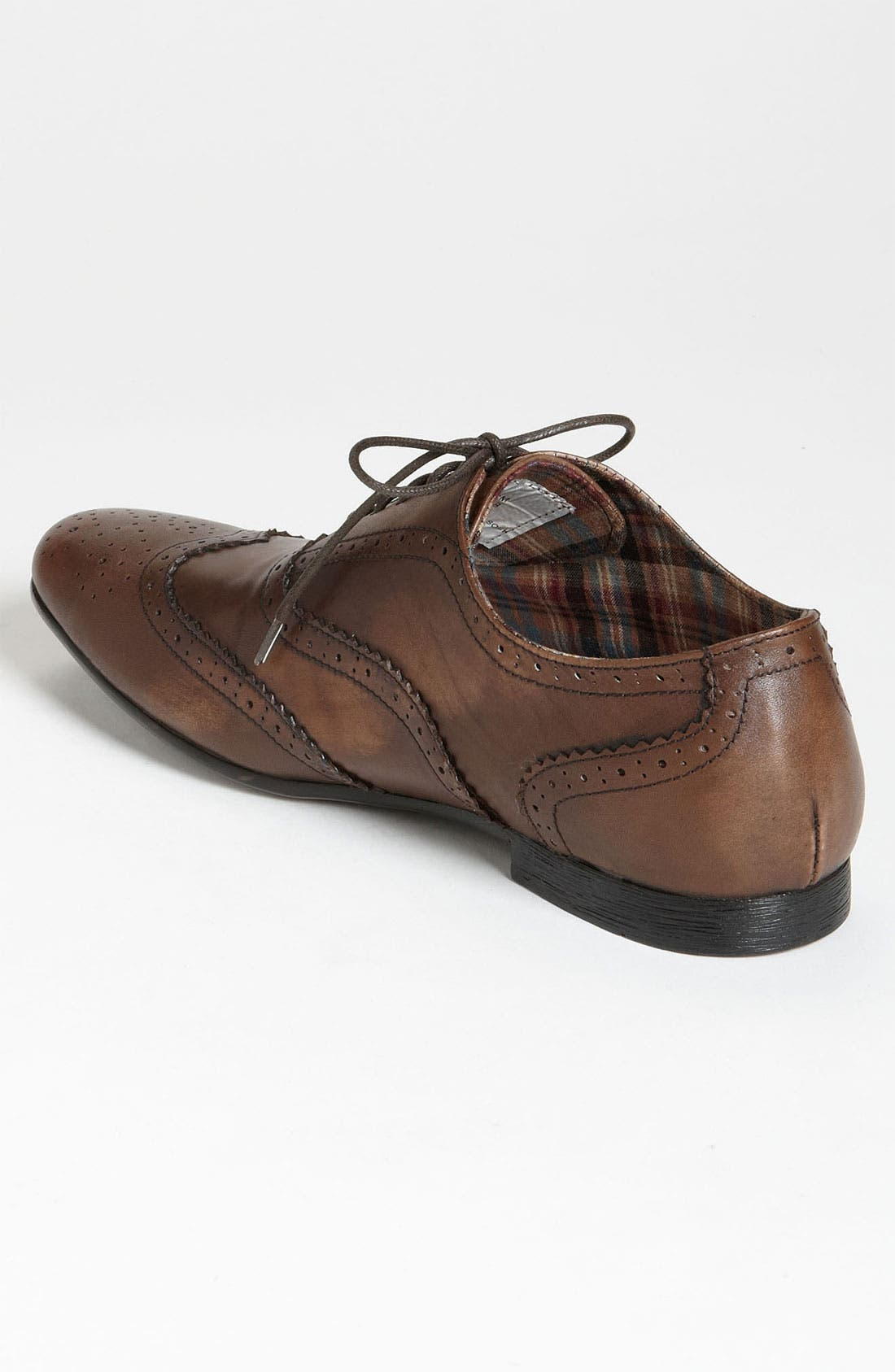 Alternate Image 2  - Bed Stu 'Ellington' Wingtip (Men)