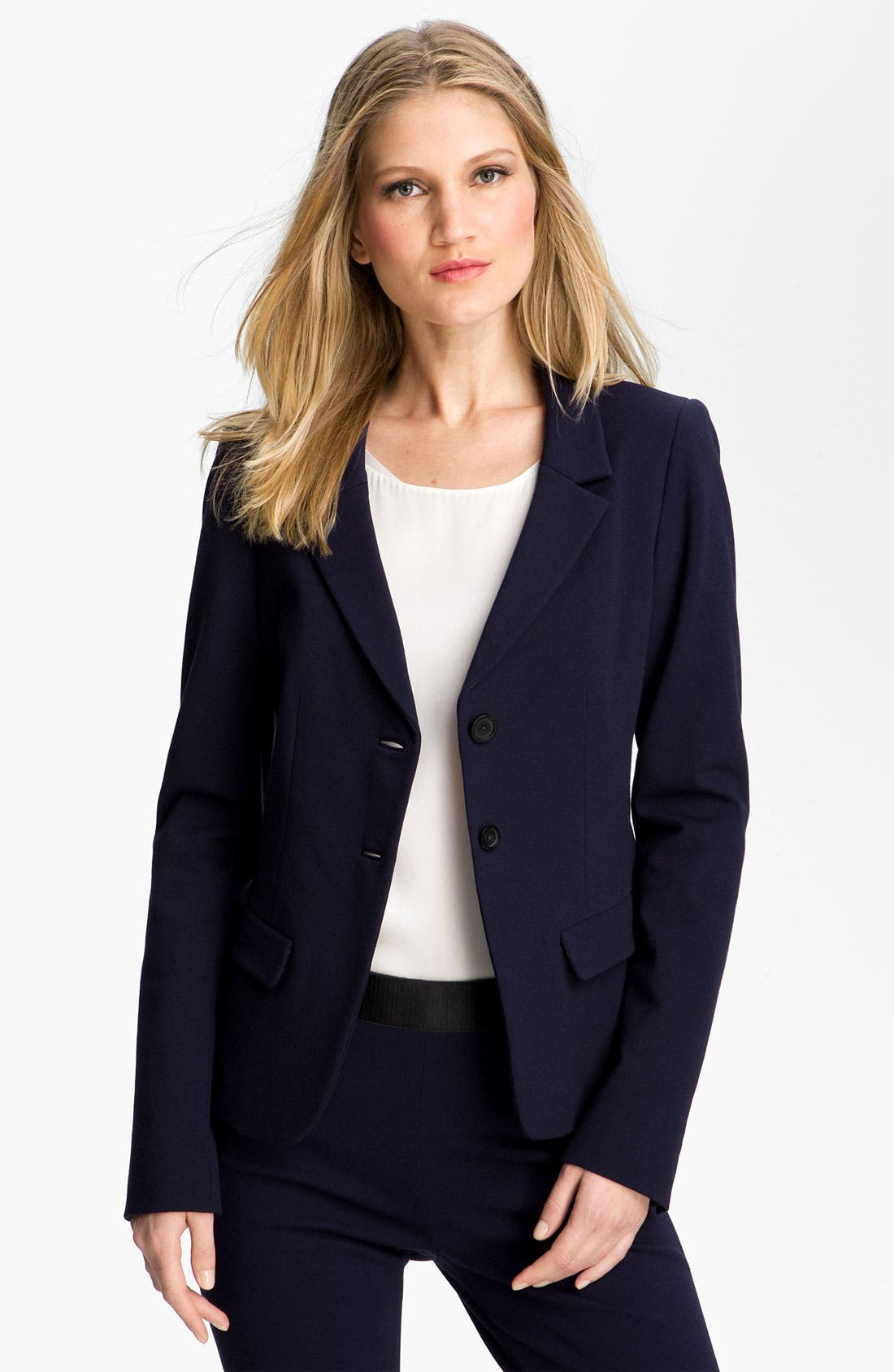 Alternate Image 1 Selected - Elie Tahari Exclusive for Nordstrom 'Patricia' Blazer