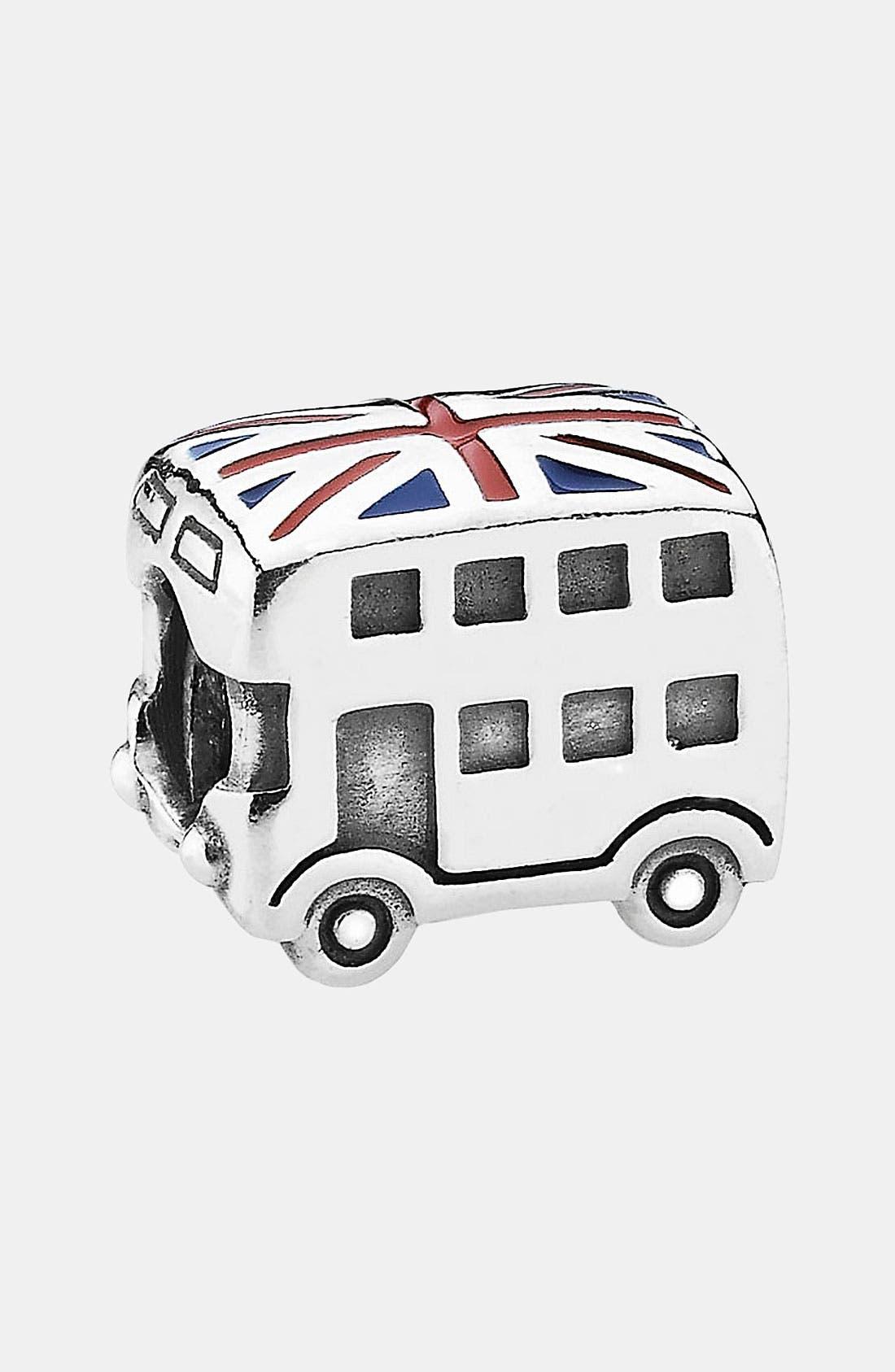 Alternate Image 1 Selected - PANDORA London Bus Bead Charm