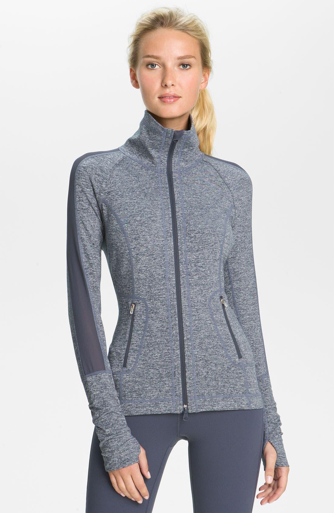 Main Image - Zella 'Glam - Mélange' Jacket