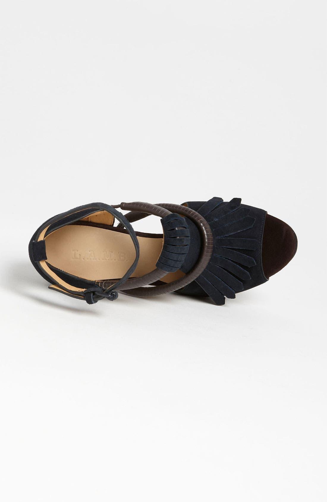 Alternate Image 3  - L.A.M.B. 'Hortensia' Sandal