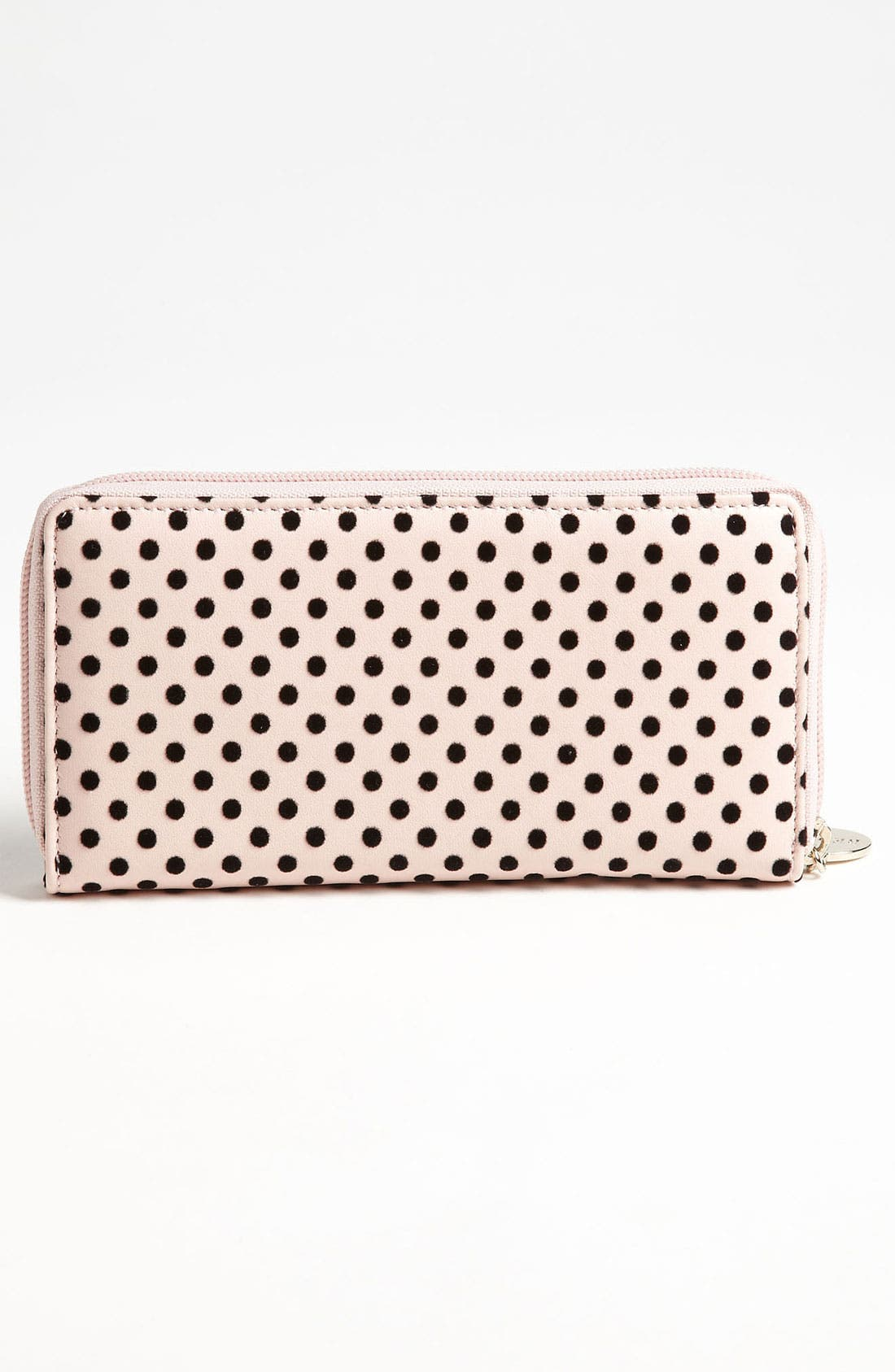 Alternate Image 3  - RED Valentino 'Dots' Continental Wallet