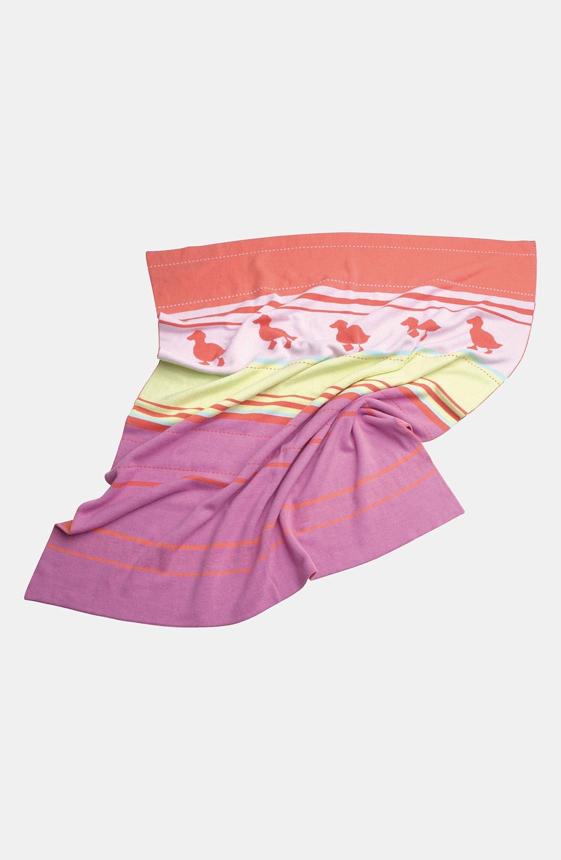 Alternate Image 2  - weegoamigo 'Five Little Ducks' Blanket