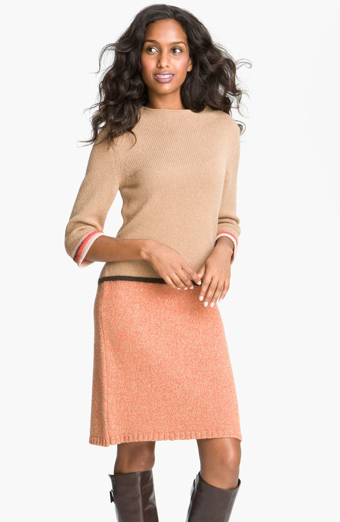 Main Image - Weekend Max Mara 'Estreni' Sweater Dress