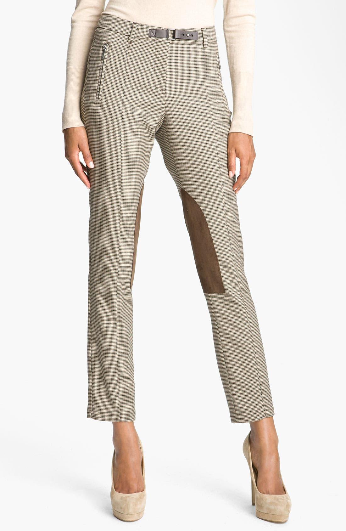 Alternate Image 1 Selected - Weekend Max Mara 'Fosca' Crop Pants