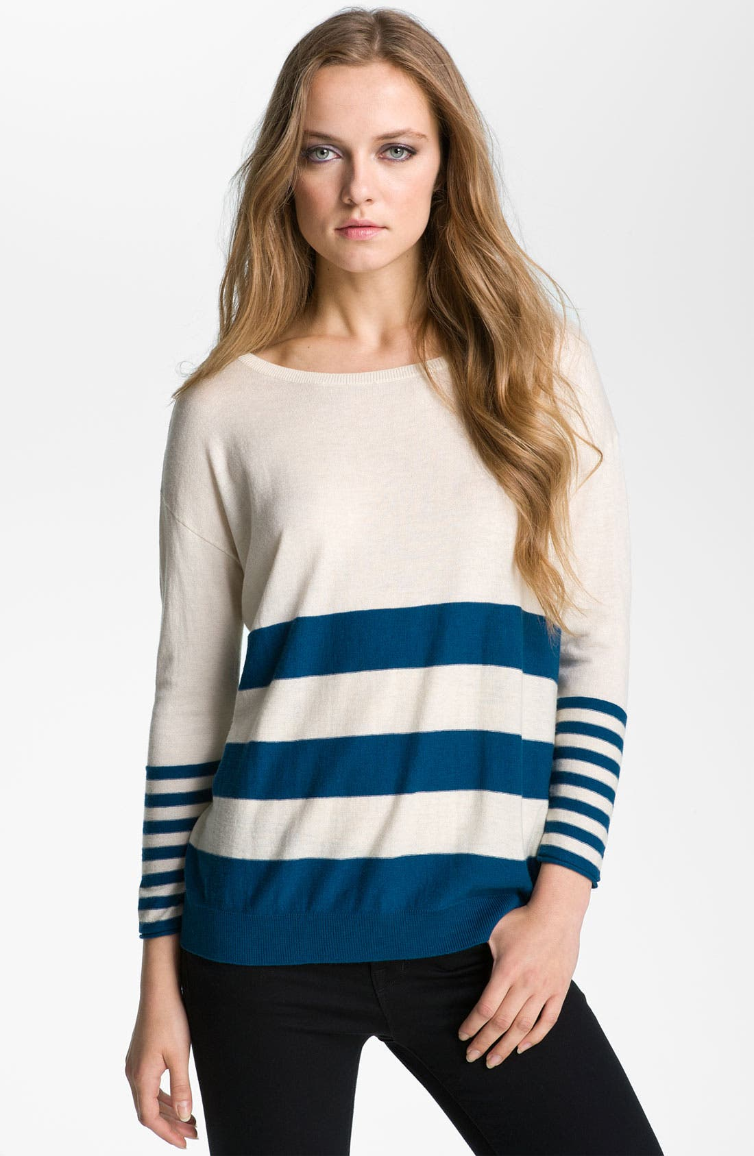 Alternate Image 1 Selected - Joie 'Jerome' Stripe Sweater