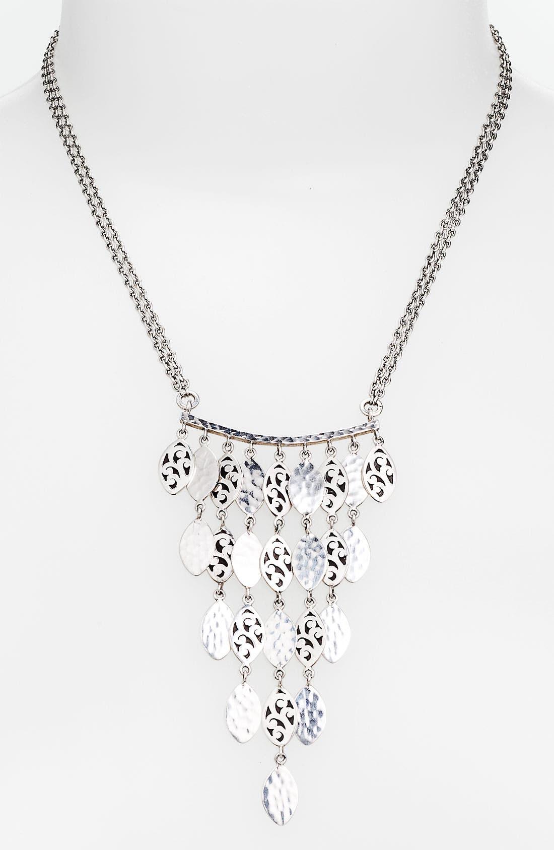 Alternate Image 1 Selected - Lois Hill 'Summer Shimmer' Chandelier Pendant Necklace