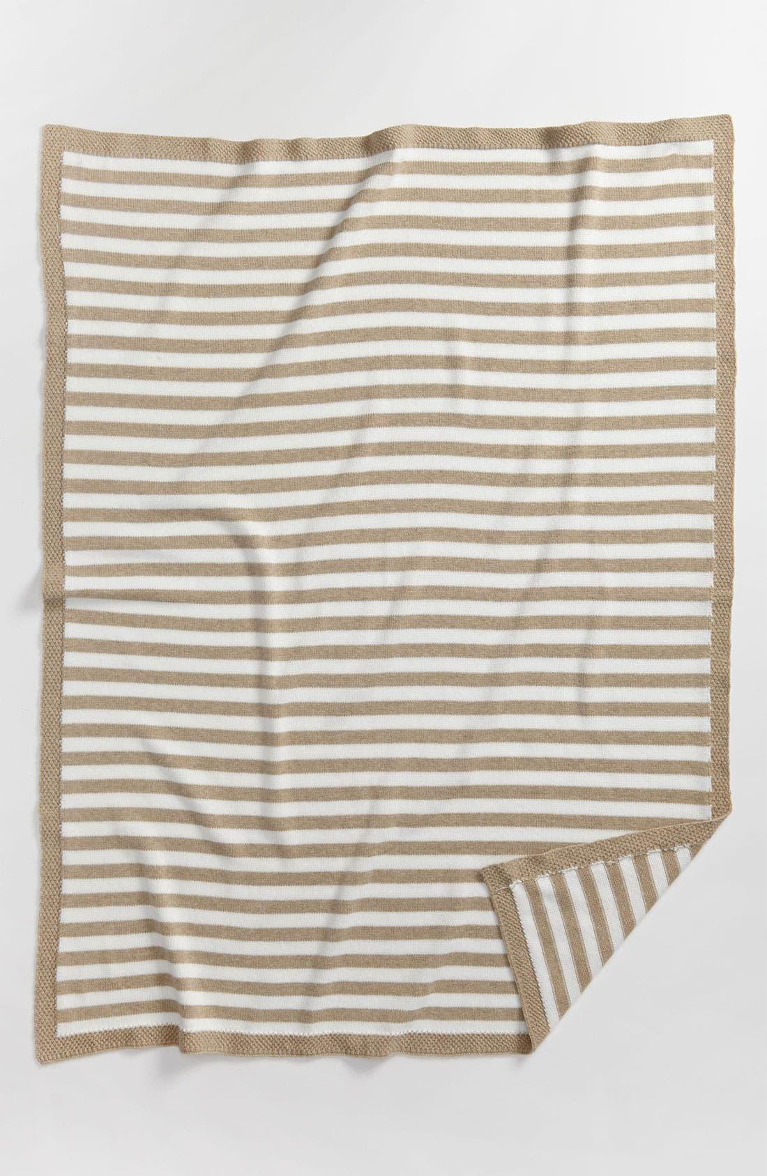 Main Image - Stem Baby Stripe Blanket