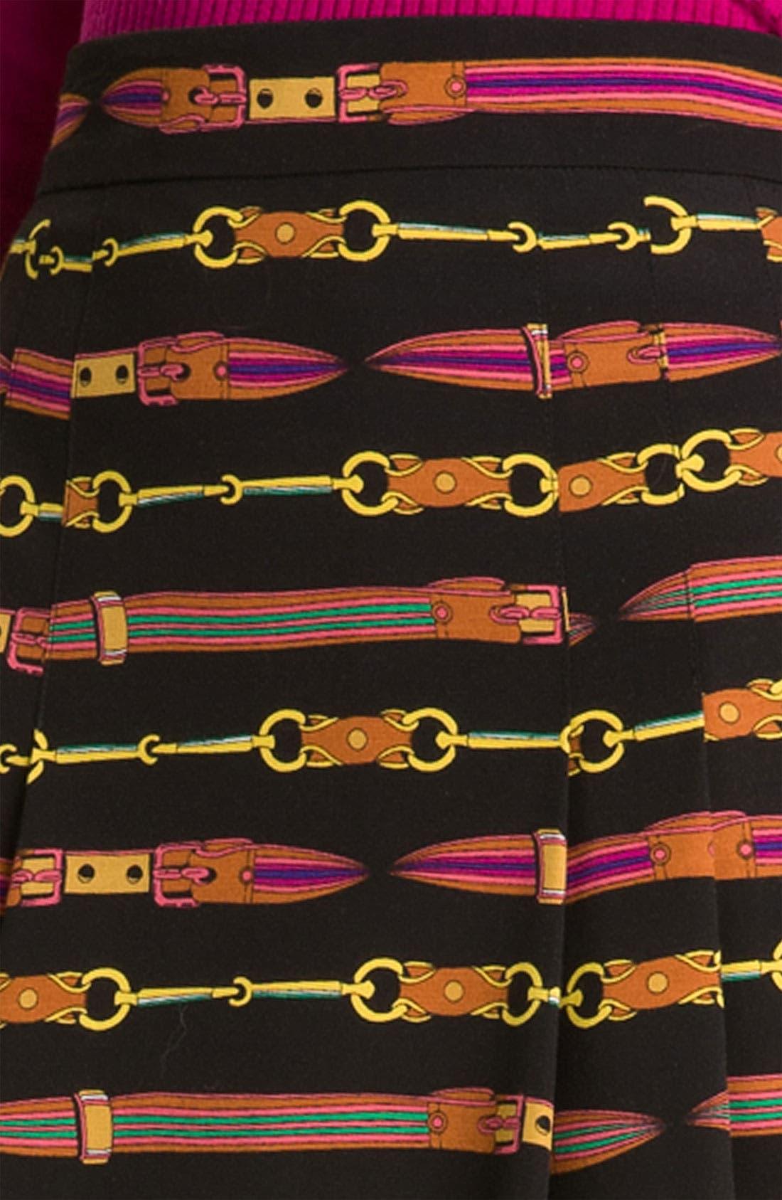 Alternate Image 5  - Nanette Lepore 'Thoroughbred' Skirt