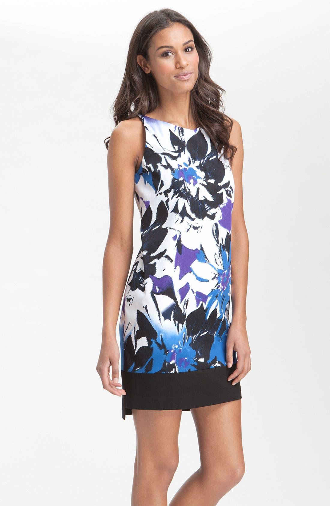 Main Image - T Tahari 'Fran' Dress