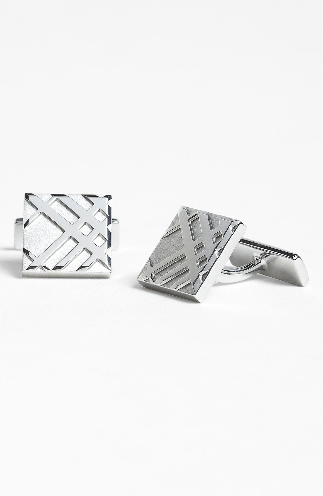 Main Image - Burberry Cuff Links