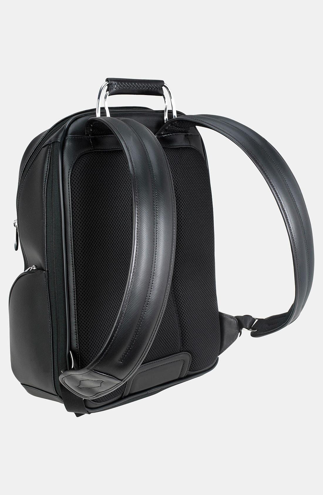 Alternate Image 2  - Tumi 'Arrive - Kingsford' Leather Backpack