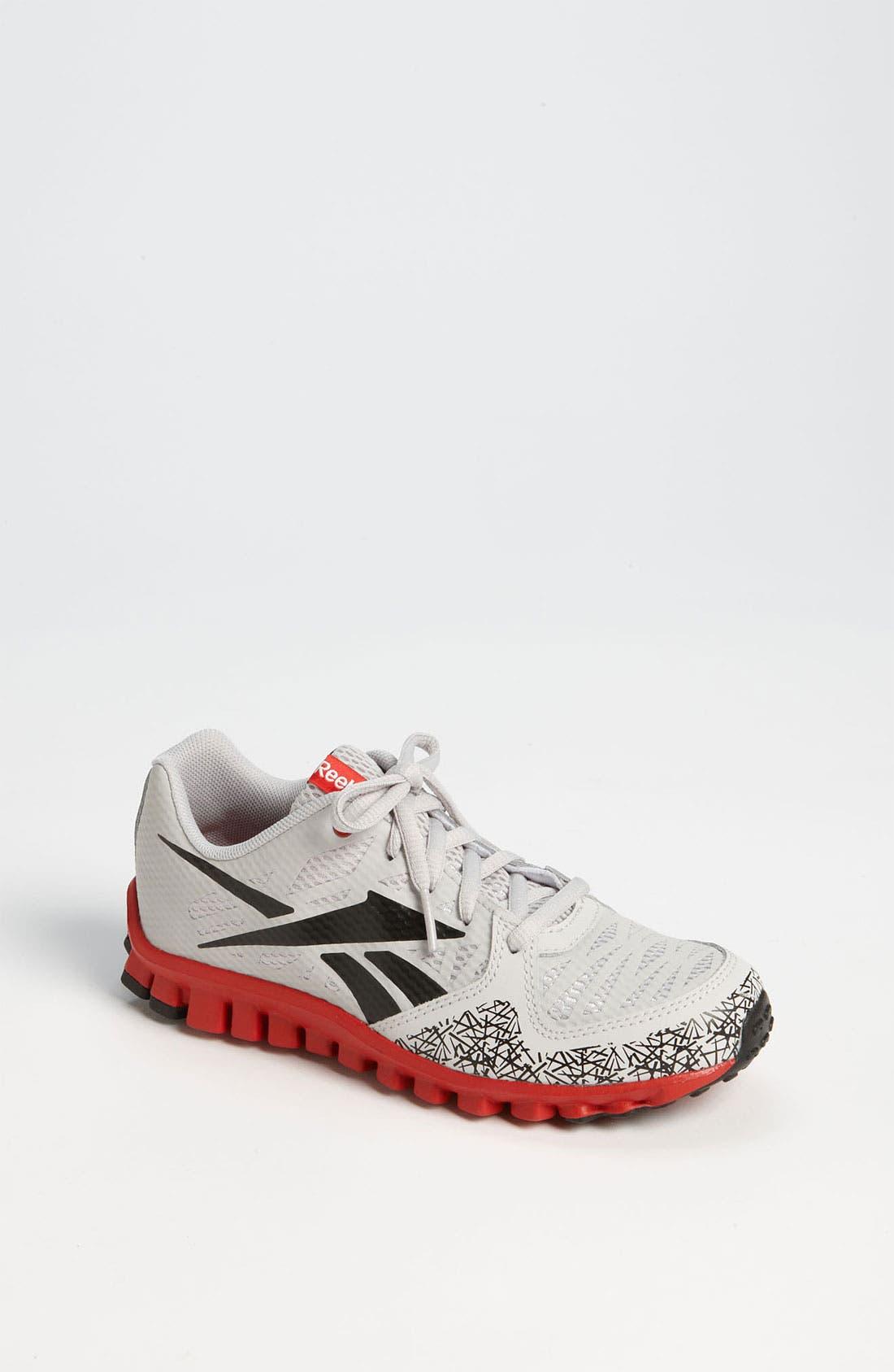 Alternate Image 1 Selected - Reebok 'RealFlex Transition 2.0' Sneaker (Toddler, Little Kid & Big Kid)