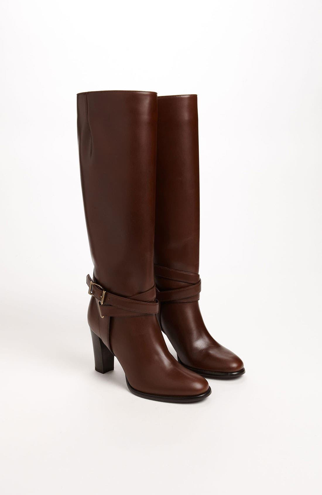 Alternate Image 4  - Burberry 'Adeline' High Heel Boot