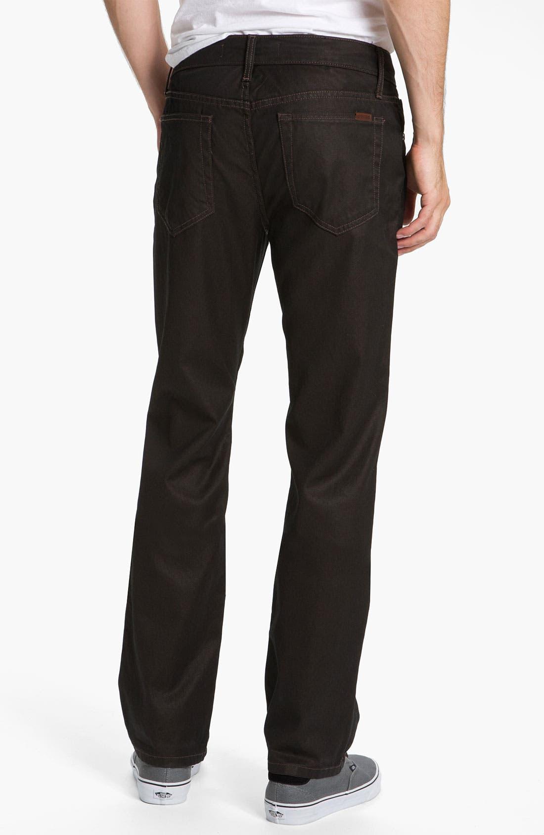 Alternate Image 1 Selected - Joe's 'Brixton' Slim Straight Leg Jeans (Diggs)