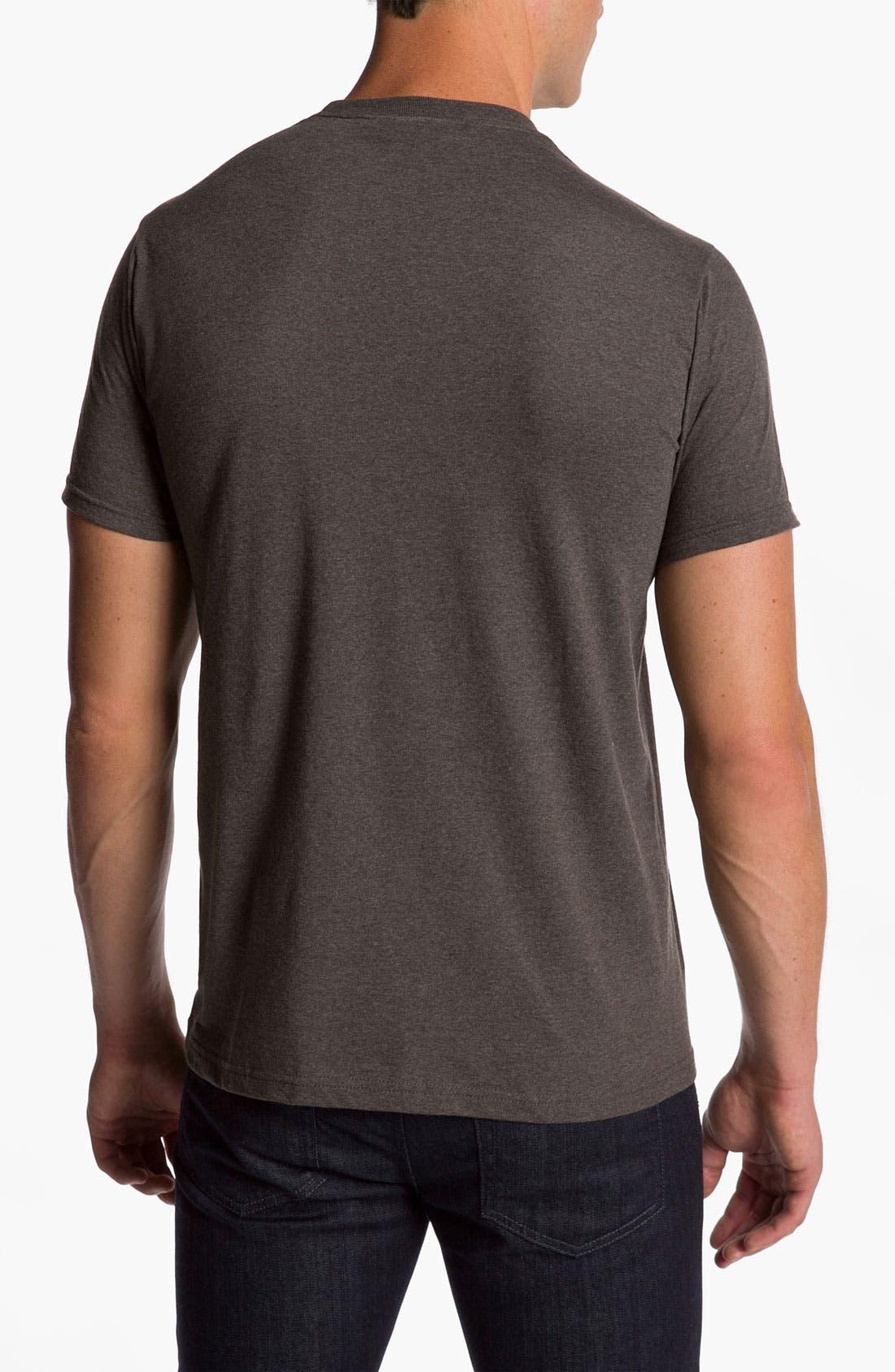 Alternate Image 2  - PalmerCash 'I'm Not Yelling' T-Shirt