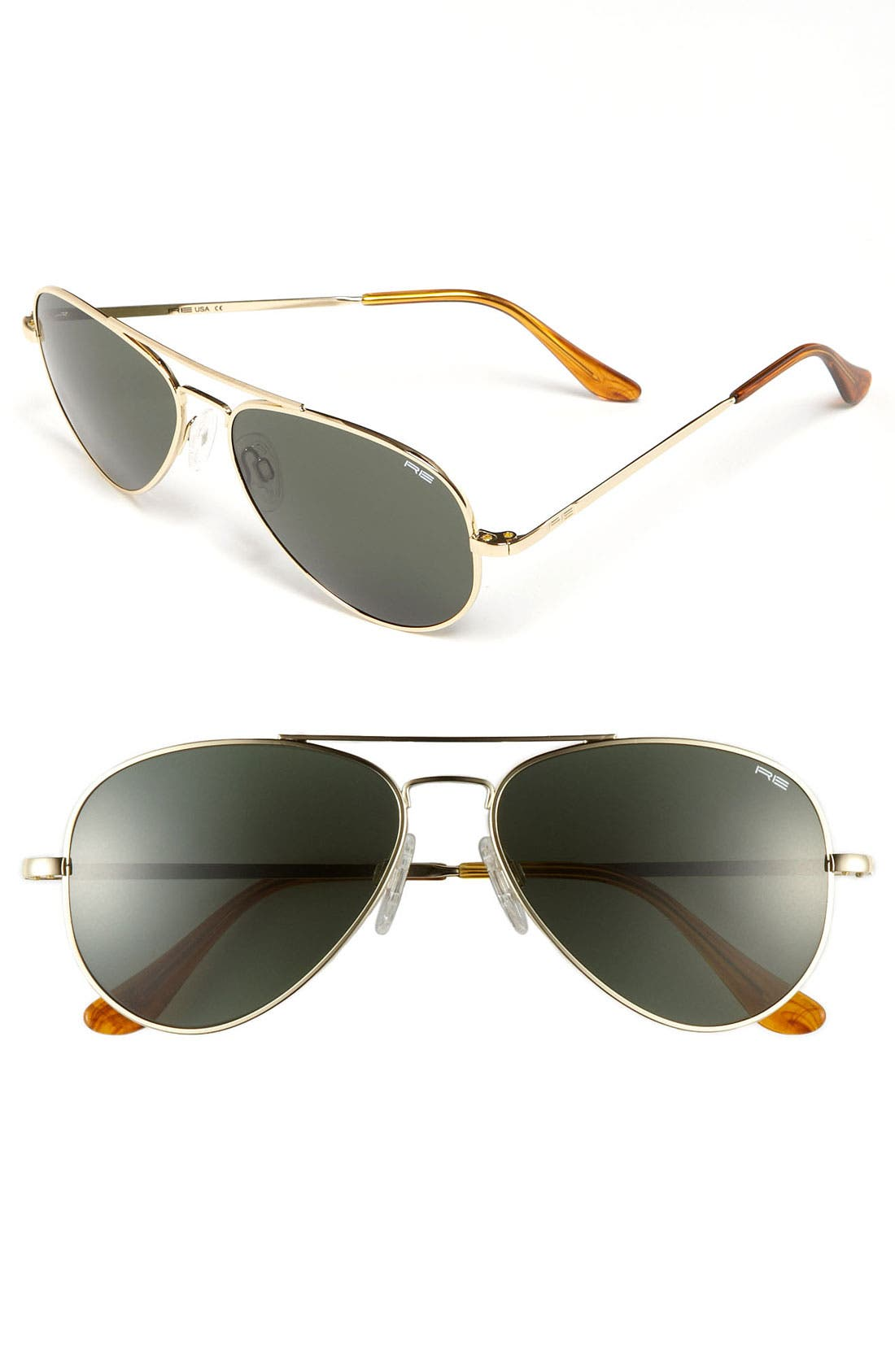 Alternate Image 1 Selected - Randolph Engineering 'Concorde Classic' 57mm Sunglasses