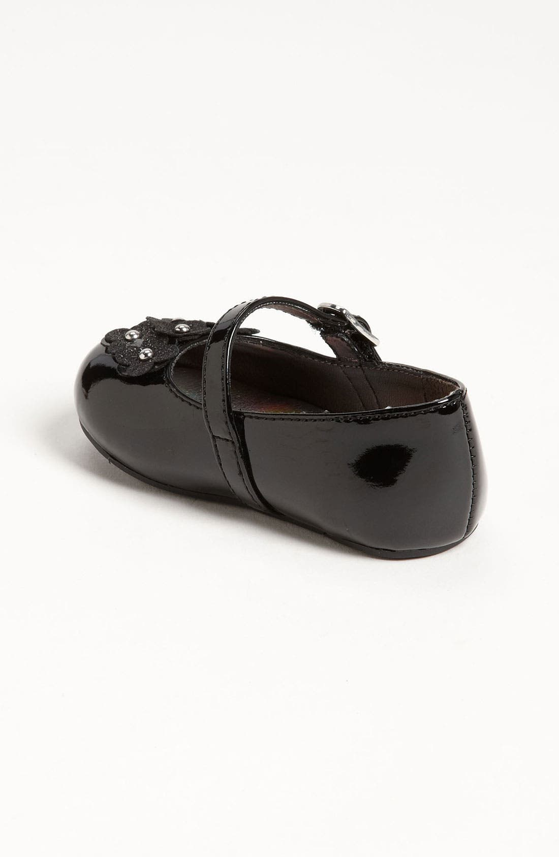 Alternate Image 2  - Stuart Weitzman 'Baby Flash' Crib Shoe (Baby)