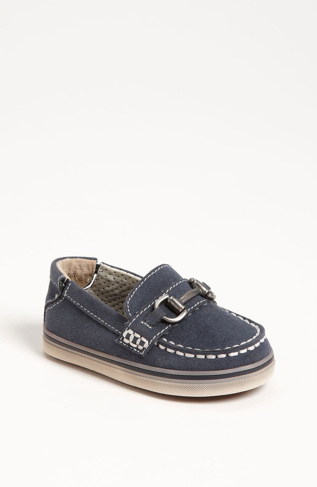 Alternate Image 1 Selected - Cole Haan 'Mini Cory' Slip-On (Baby & Walker)
