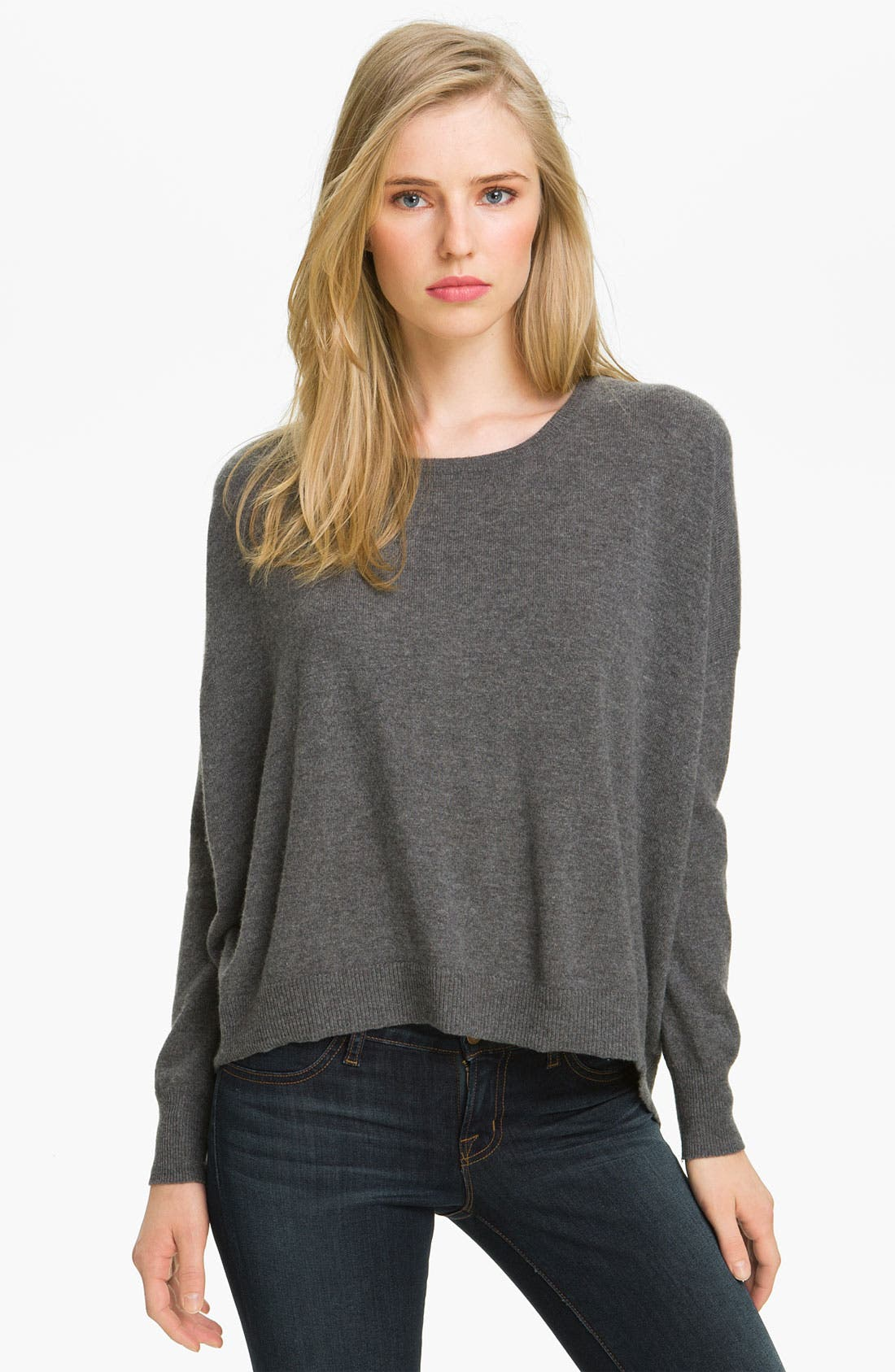 Main Image - autumn cashmere Zip Detail Sweater