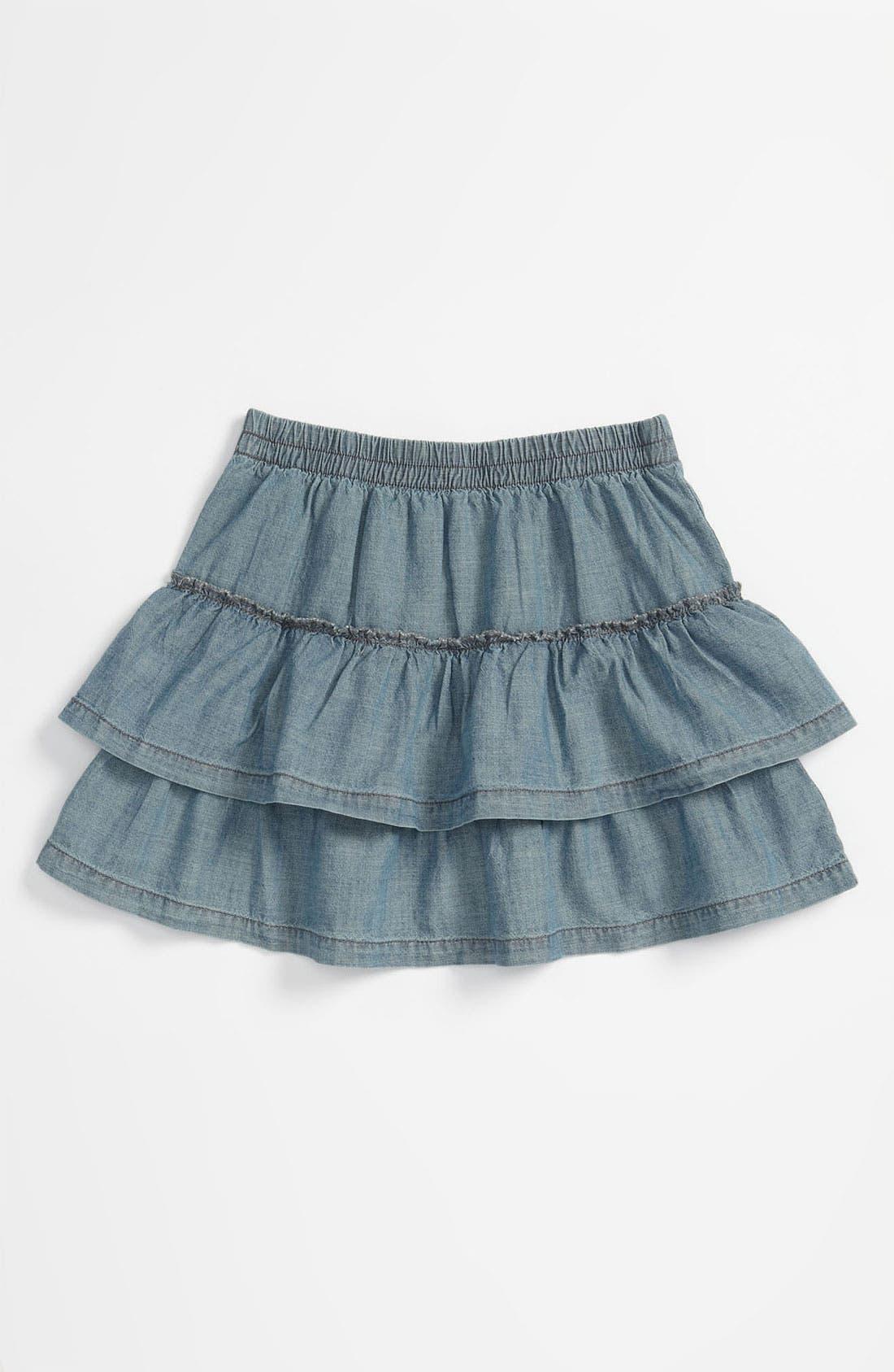 Main Image - Peek 'Darcy' Skirt (Toddler, Little Girls & Big Girls)