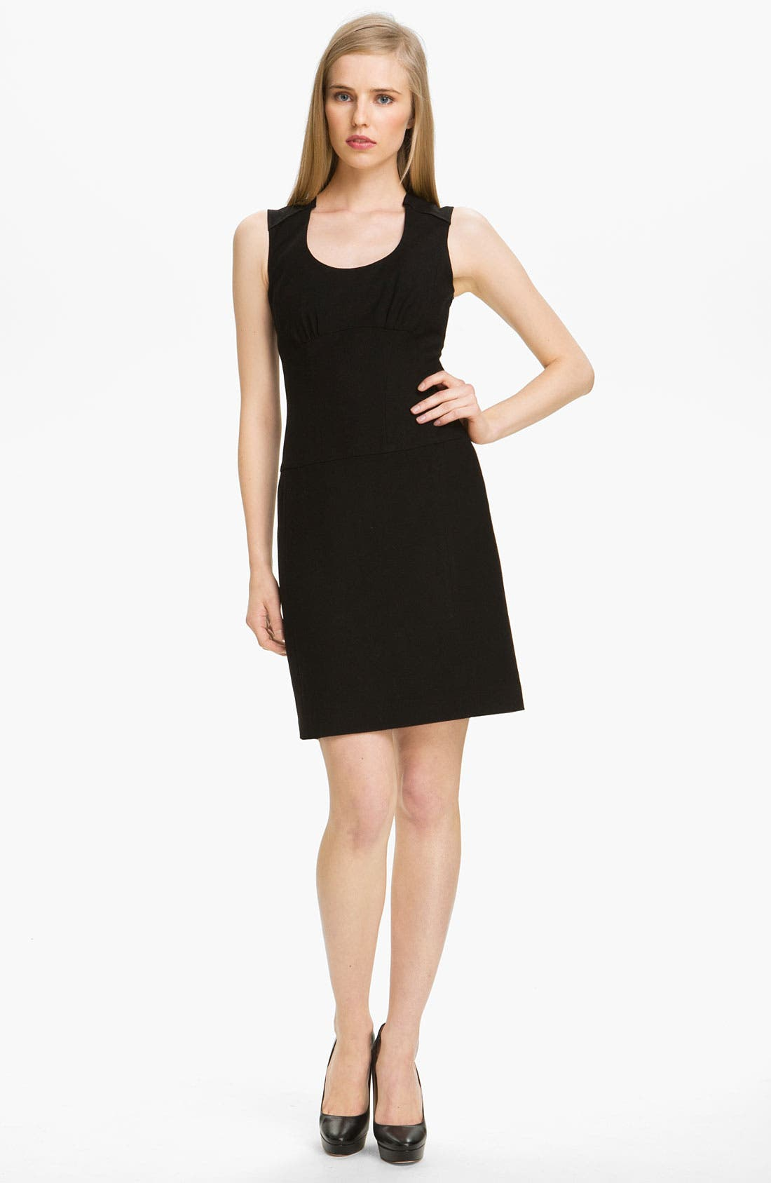 Alternate Image 1 Selected - Mcginn Lace Back Dress