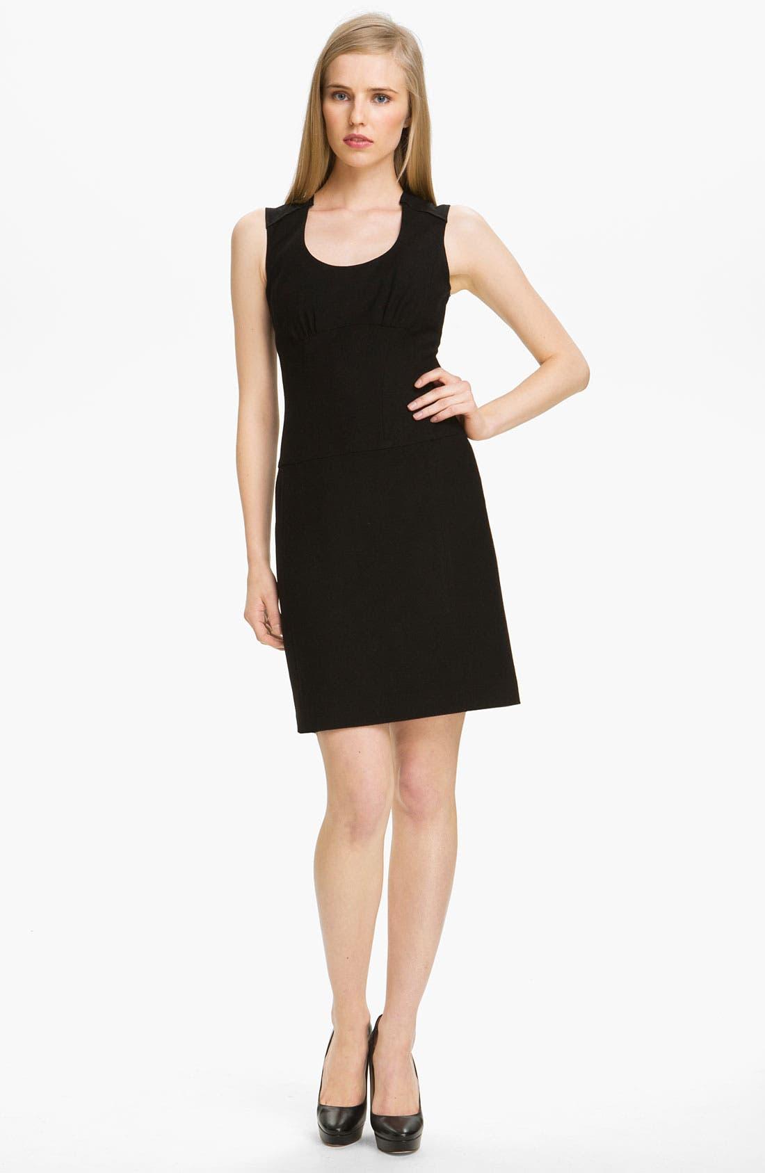 Main Image - Mcginn Lace Back Dress