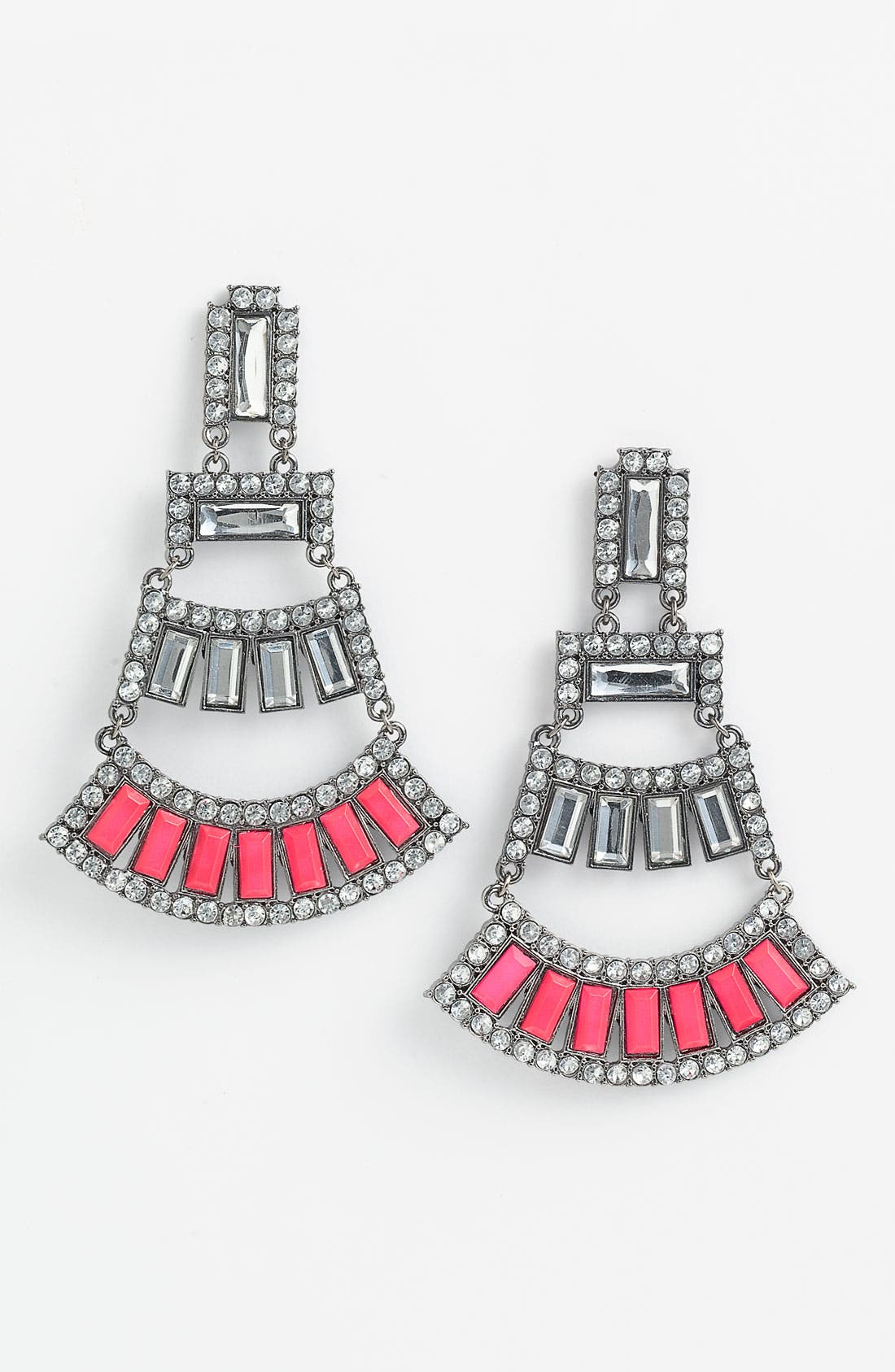 Main Image - Jewelry Fashions Bead & Crystal Earrings