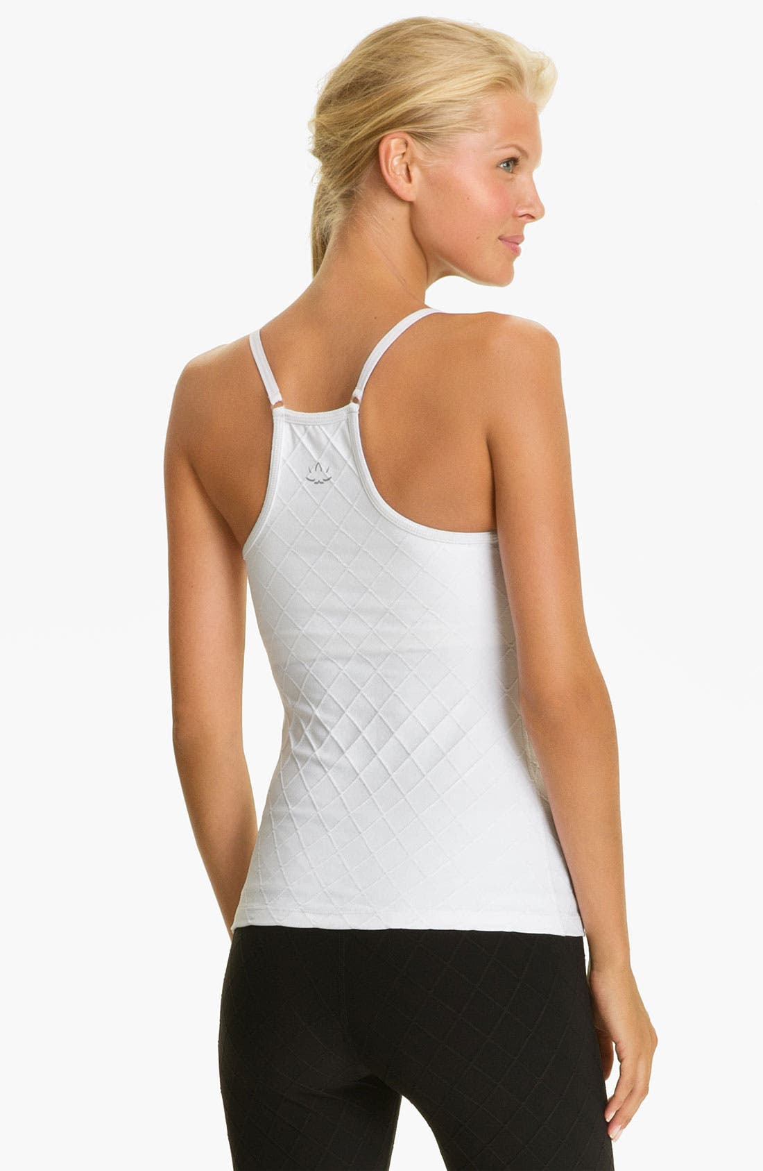 Alternate Image 2  - Beyond Yoga Quilted Original Camisole
