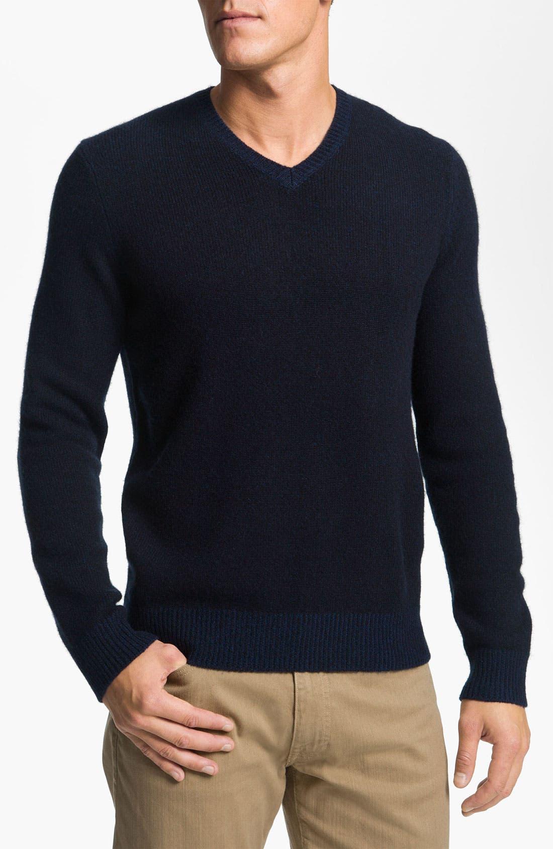 Main Image - Vince V-Neck Sweater