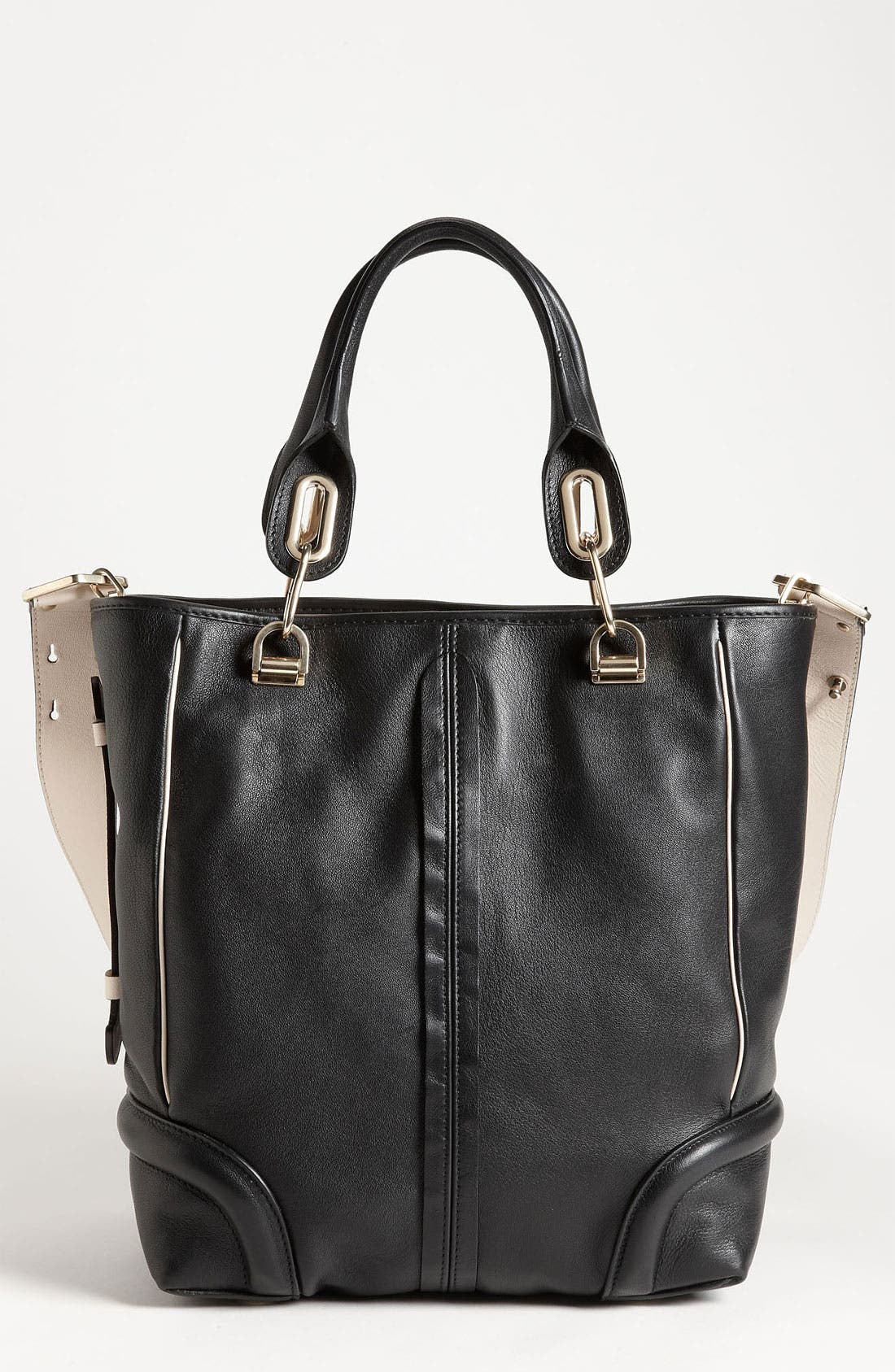 Alternate Image 1 Selected - Chloé 'Military Paraty - Medium' Leather Tote