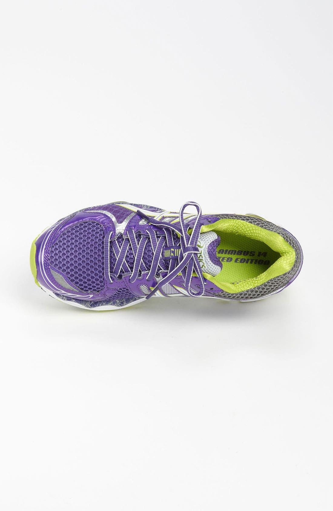 Alternate Image 3  - ASICS® 'GEL®-Nimbus 14' Running Shoe (Women)(Retail Price: $139.95)