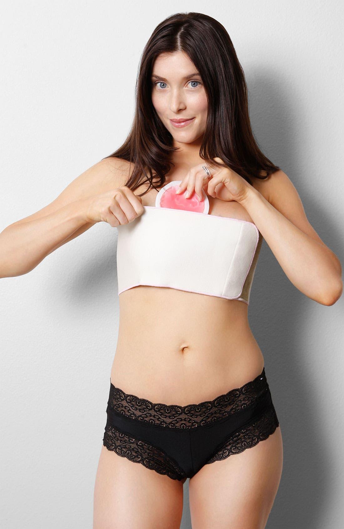 Alternate Image 2  - Belly Bandit® 'Bosom Bandit' Breast Support Wrap