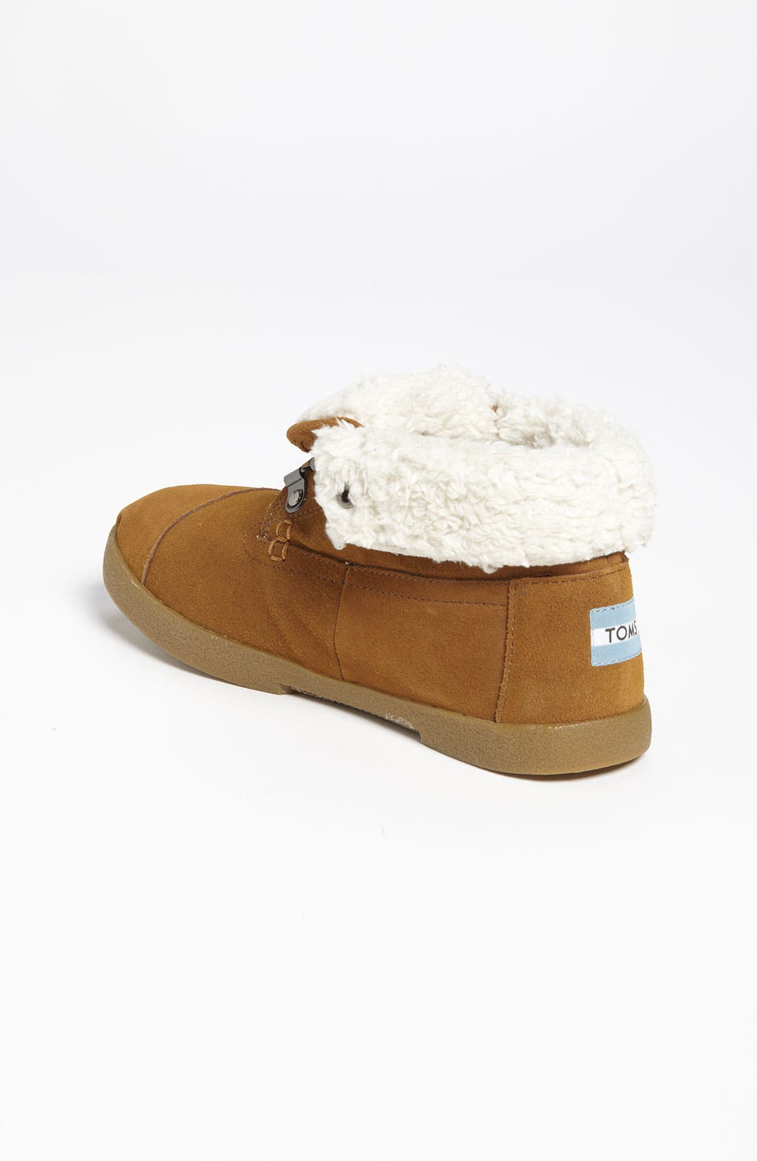 Alternate Image 2  - TOMS 'Botas' Fleece Boot (Women)
