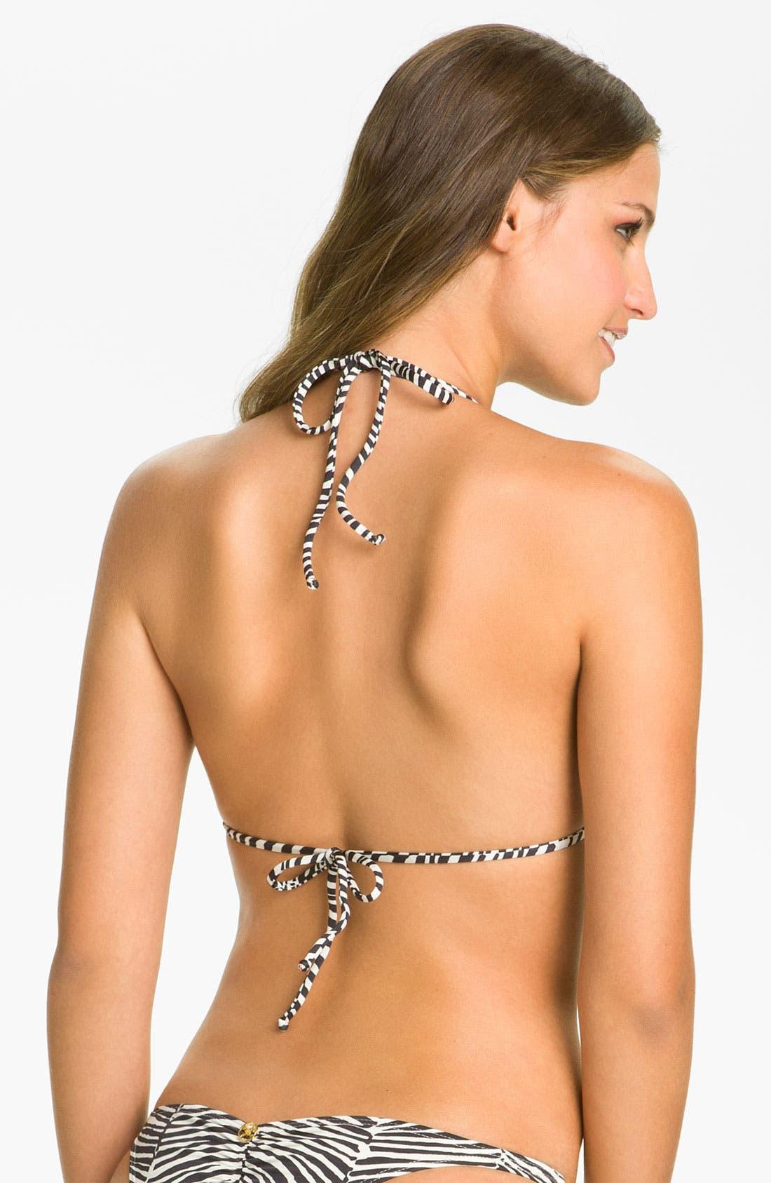 Alternate Image 2  - ViX Swimwear 'Africa' Triangle Bikini Top