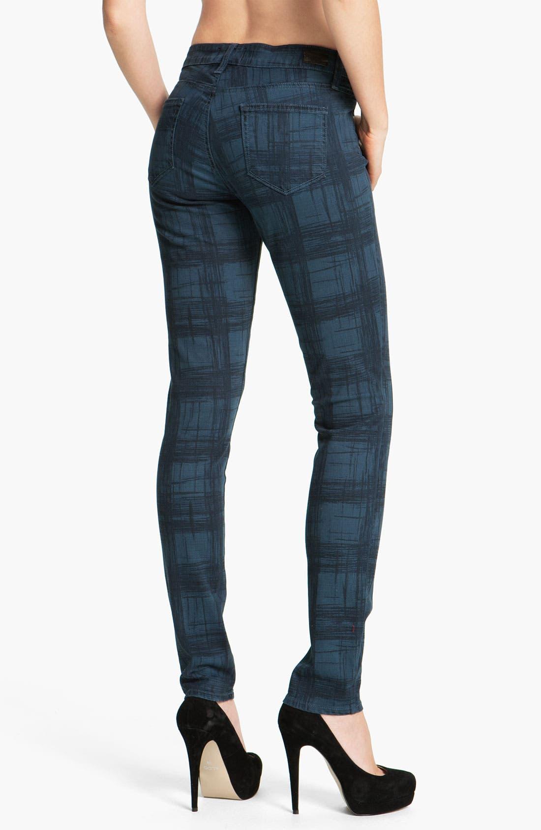 Alternate Image 2  - Paige Denim 'Verdugo' Skinny Jeans (Preppy)
