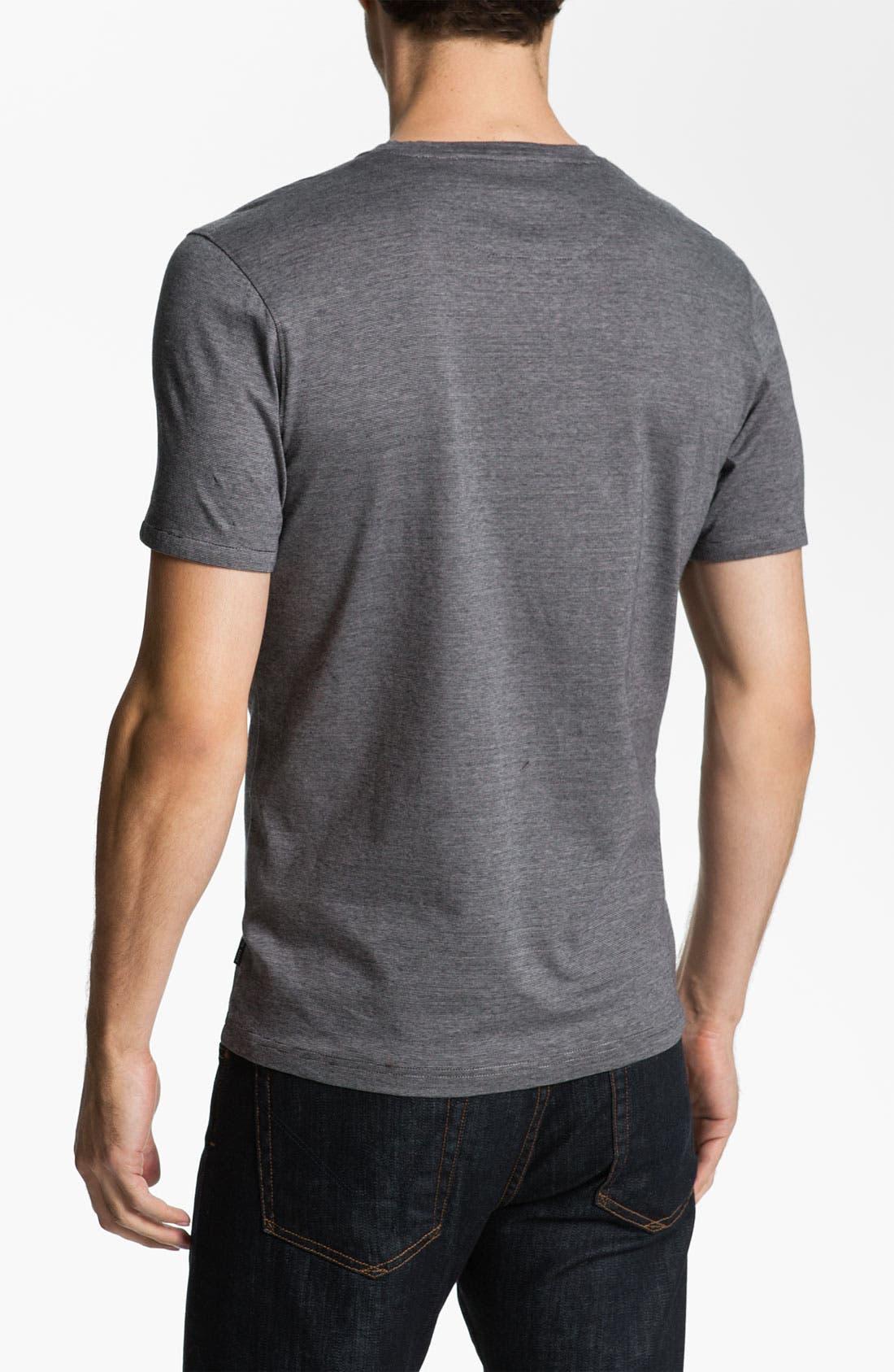 Alternate Image 2  - Ted Baker London 'Ohyes' Crewneck T-Shirt