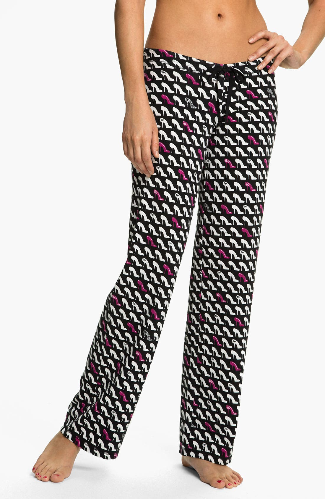 Alternate Image 1 Selected - In Bloom by Jonquil 'Burlesque' Pajama Pants