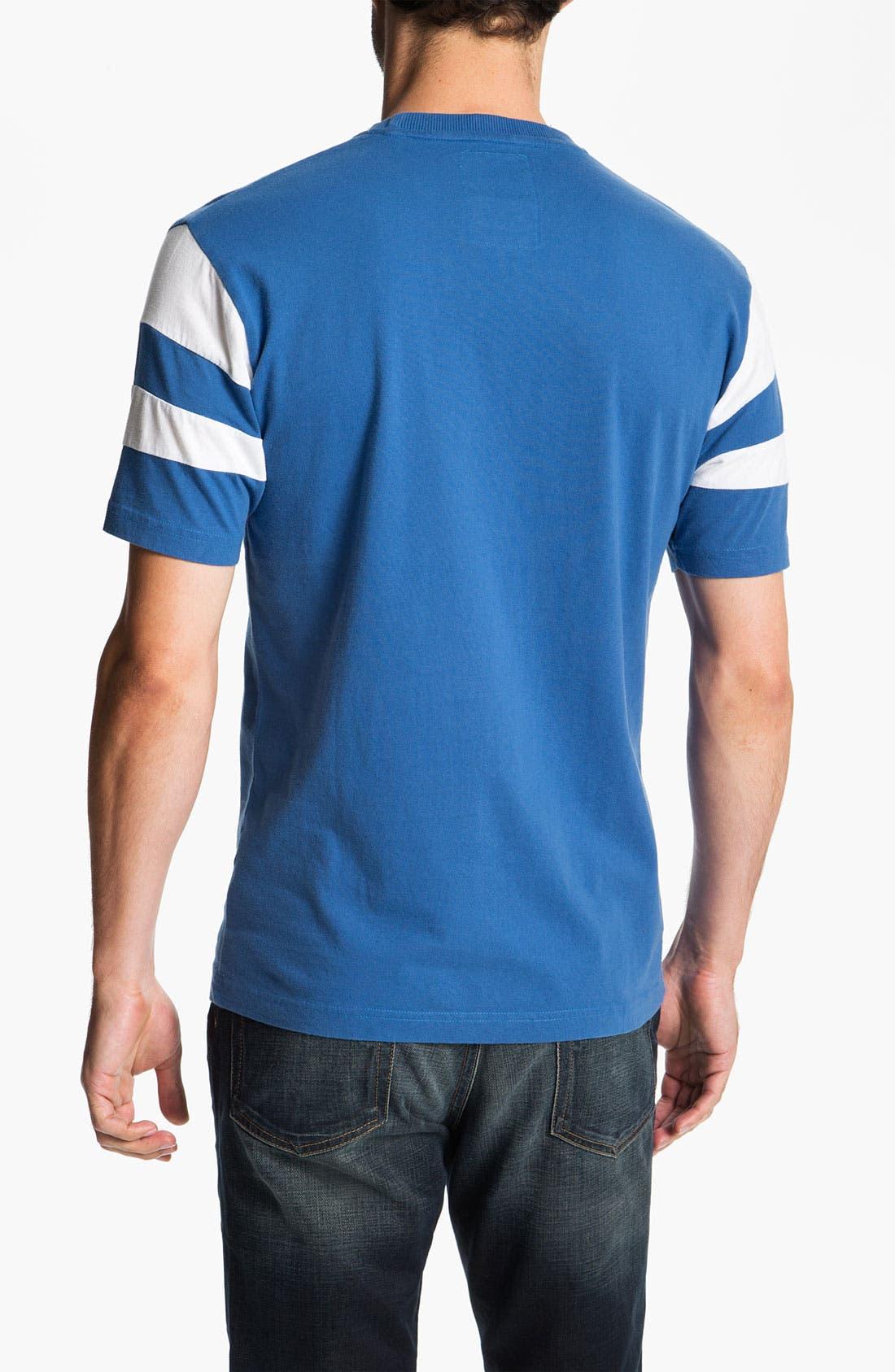 Alternate Image 2  - Red Jacket 'Johnny Unitas - Nickel' T-Shirt