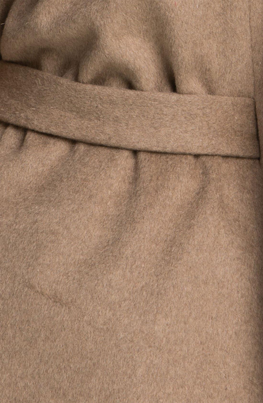 Alternate Image 3  - Calvin Klein Hooded Toggle Cape