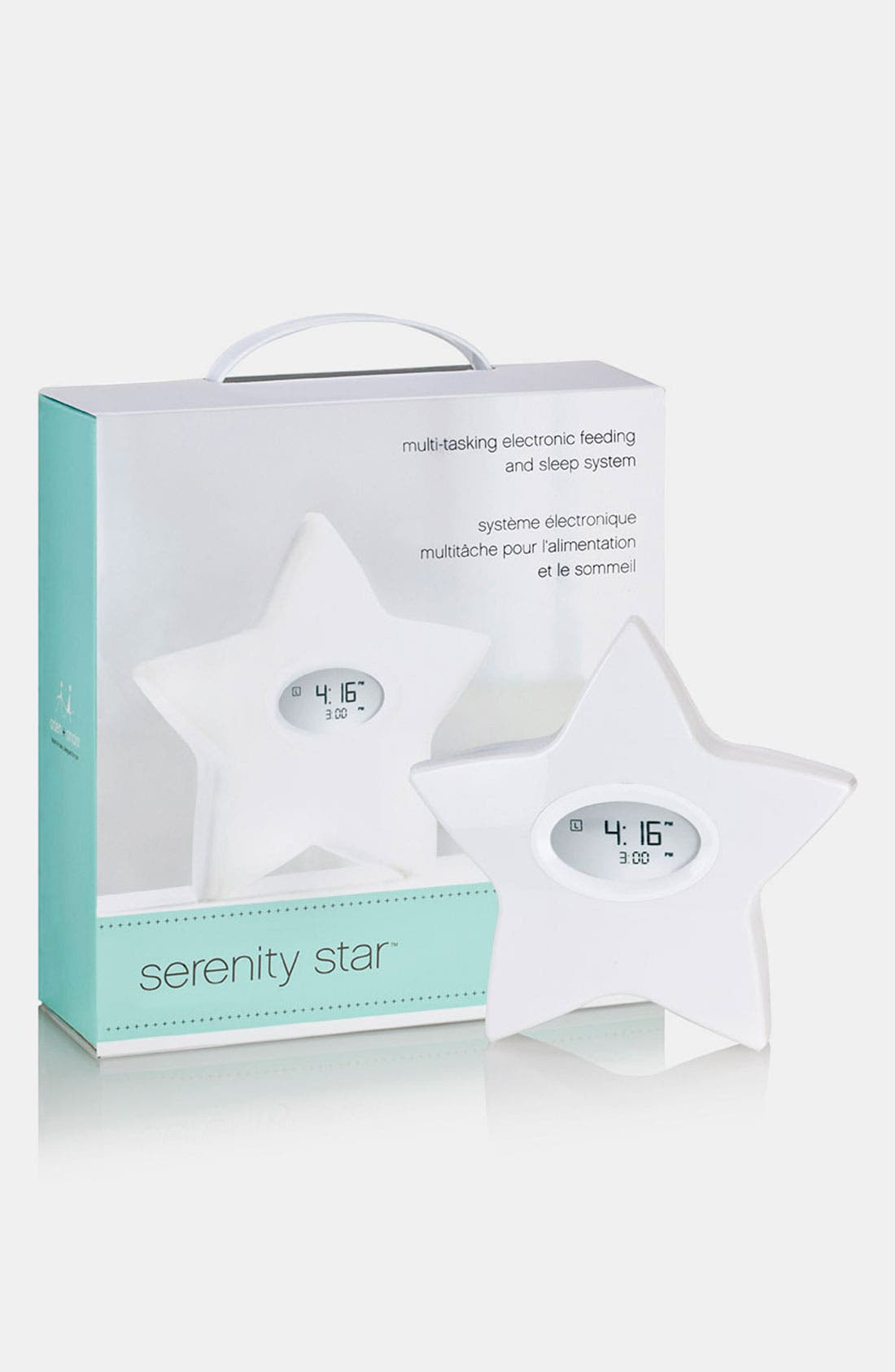 Alternate Image 1 Selected - aden + anais 'Serenity Star™' Electronic Feeding & Sleep System