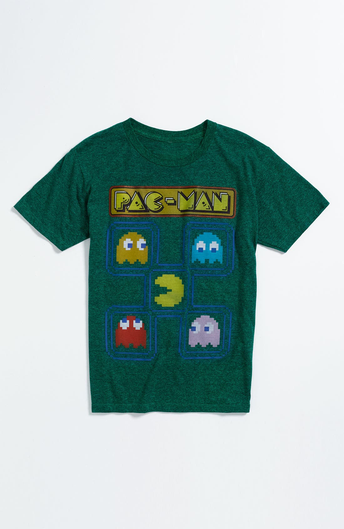 Alternate Image 1 Selected - Mad Engine 'Team Pac-Man™' T-Shirt (Little Boys)