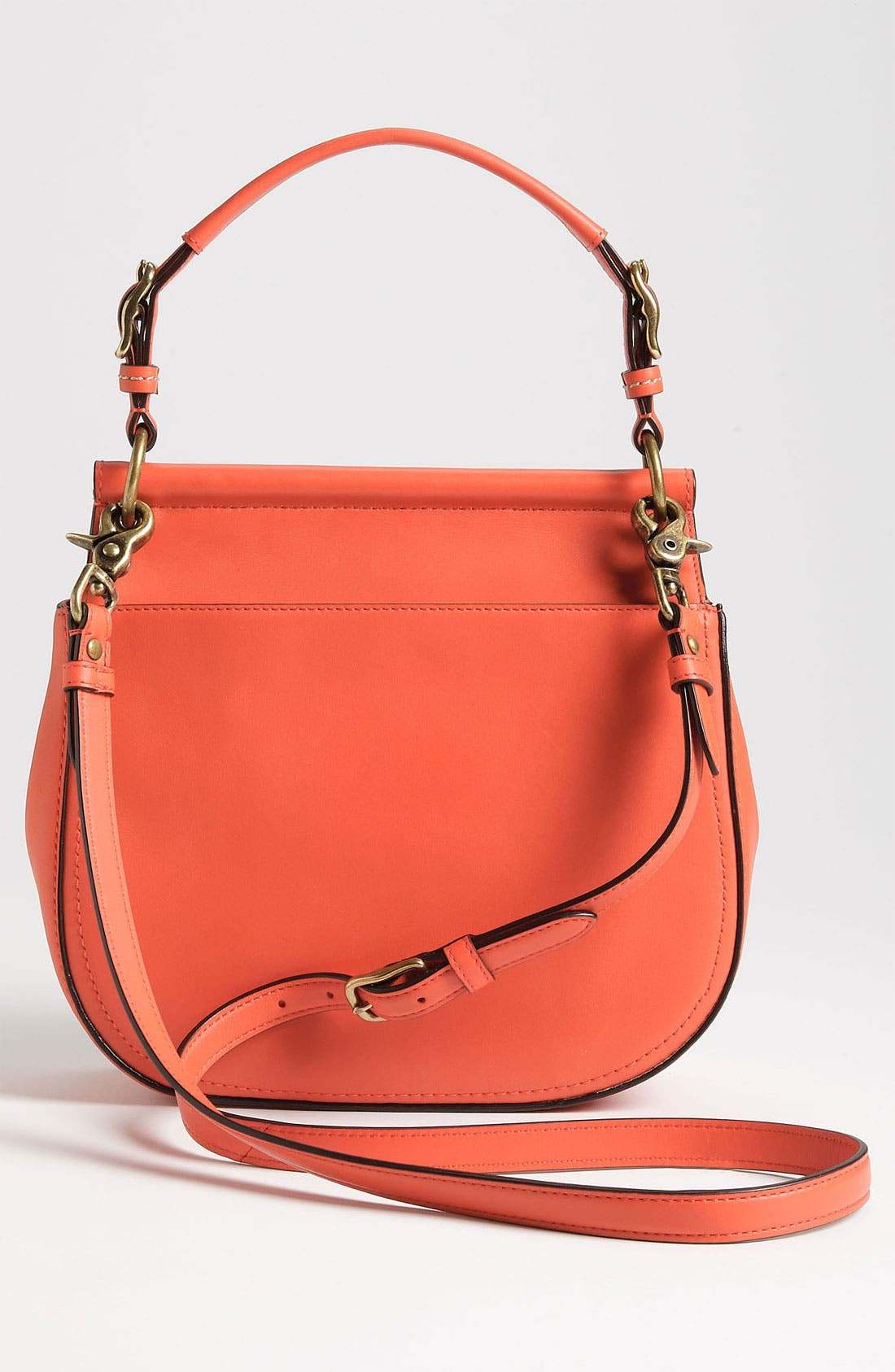 Alternate Image 4  - COACH 'Poppy - New Willis' Leather Hobo