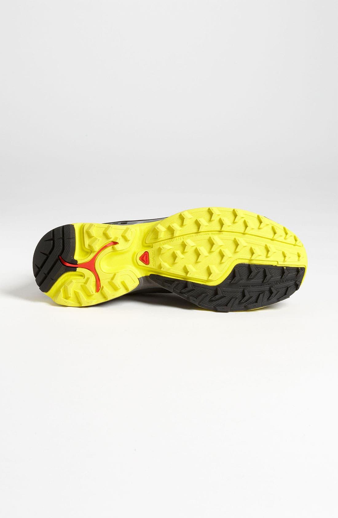 Alternate Image 4  - Salomon 'XT Wings 3' Trail Running Shoe (Men)