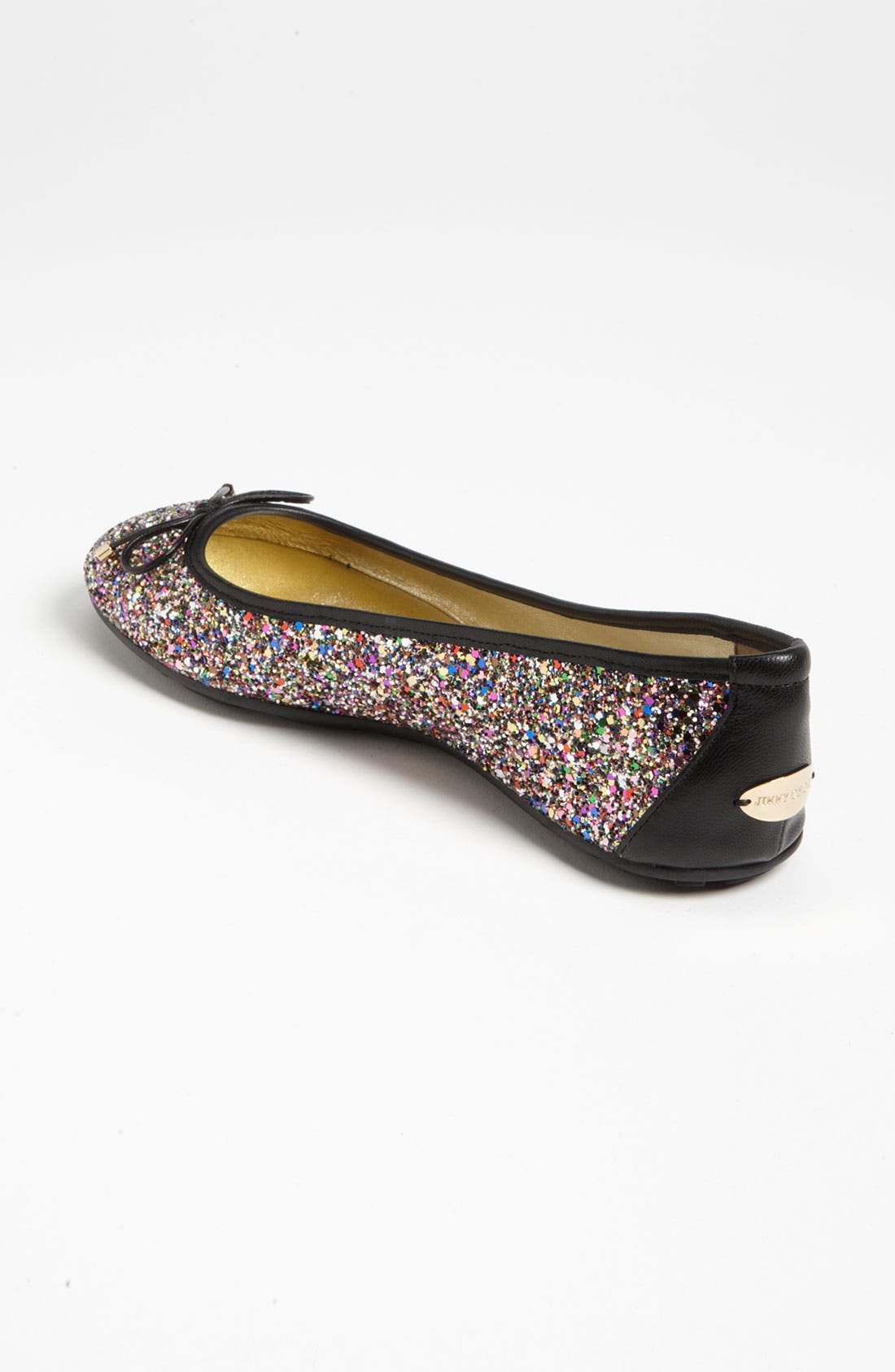 Alternate Image 2  - Jimmy Choo 'Walsh' Glitter Flat