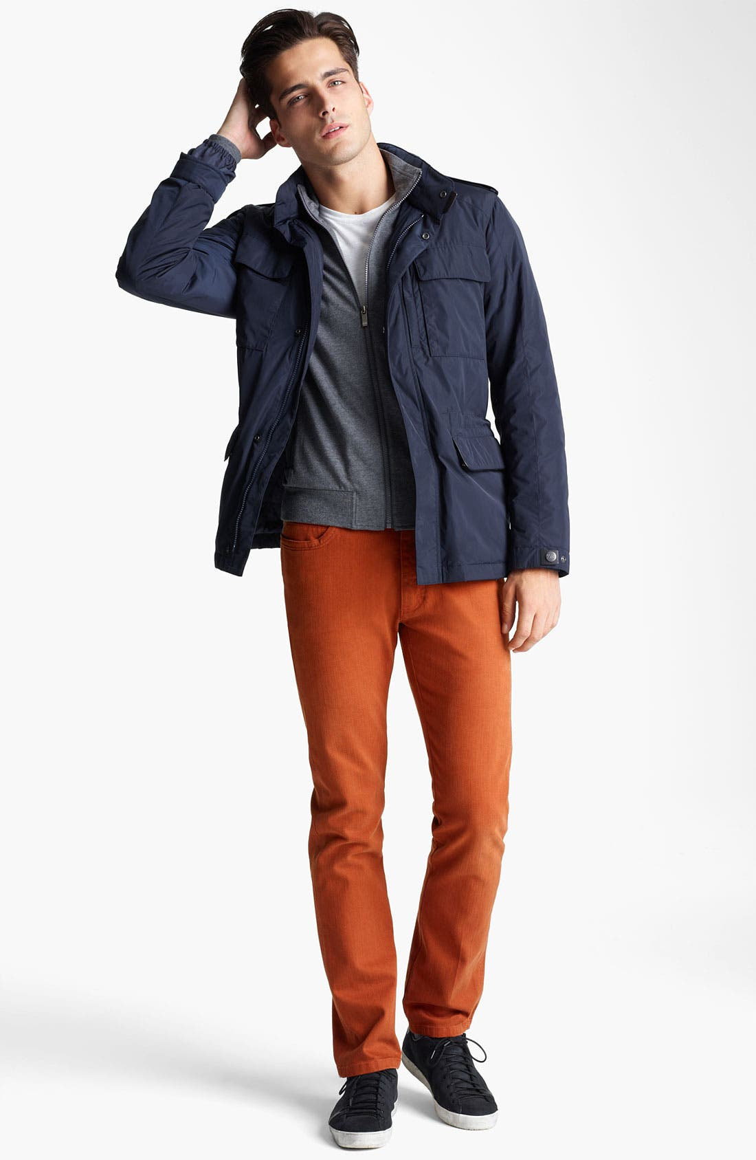 Alternate Image 5  - Zegna Sport Field Jacket