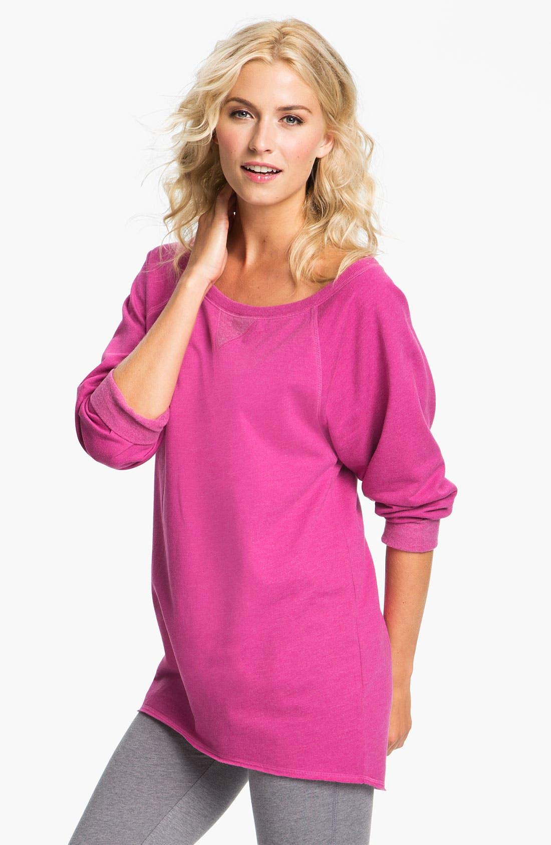 Main Image - Make + Model 'Bundled' Sweatshirt